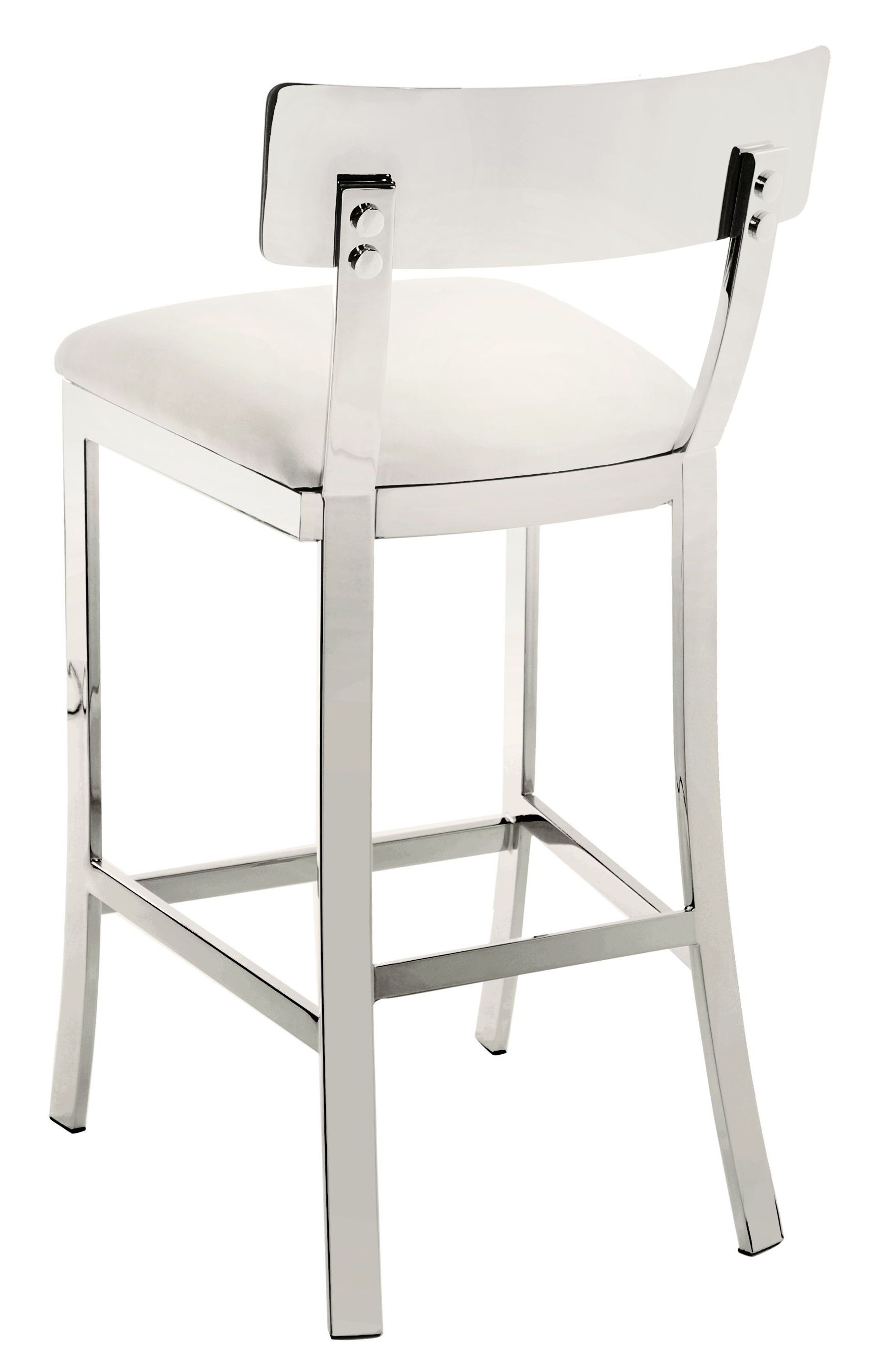 maiden white counter stool from sunpan 56336 coleman furniture. Black Bedroom Furniture Sets. Home Design Ideas