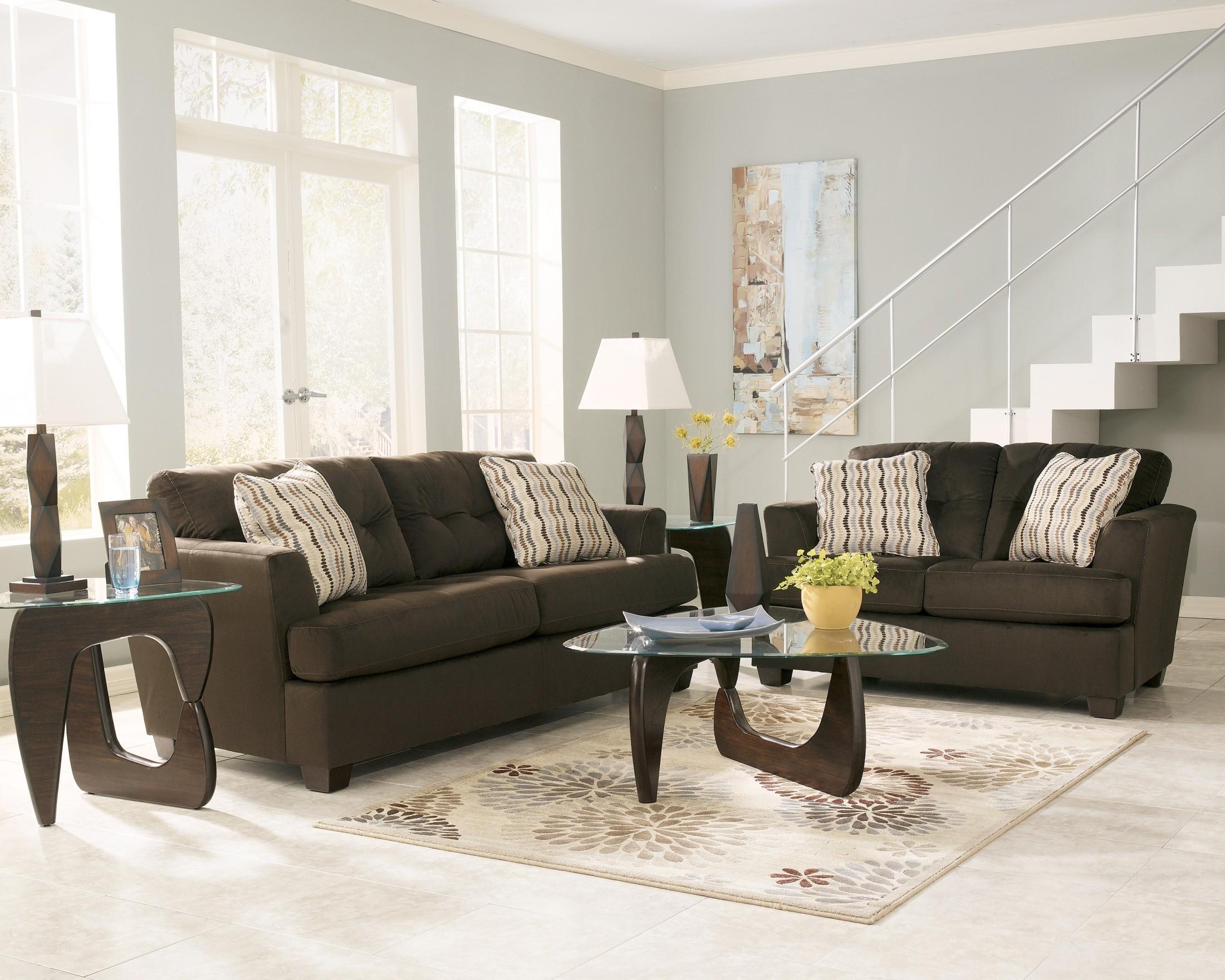 Dallas Chocolate Queen Sofa Sleeper 5650039 Sleeper Sofas