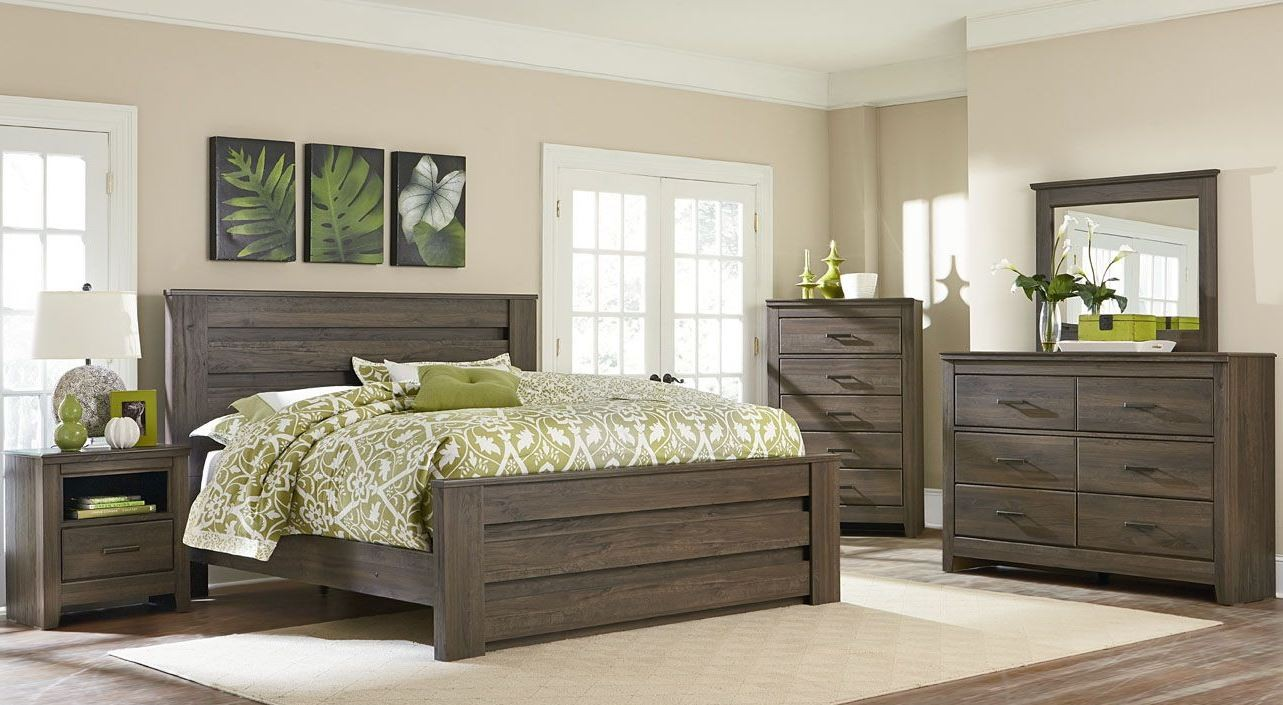 dark brown mansion bedroom set 56531 56530 56541 standard furniture
