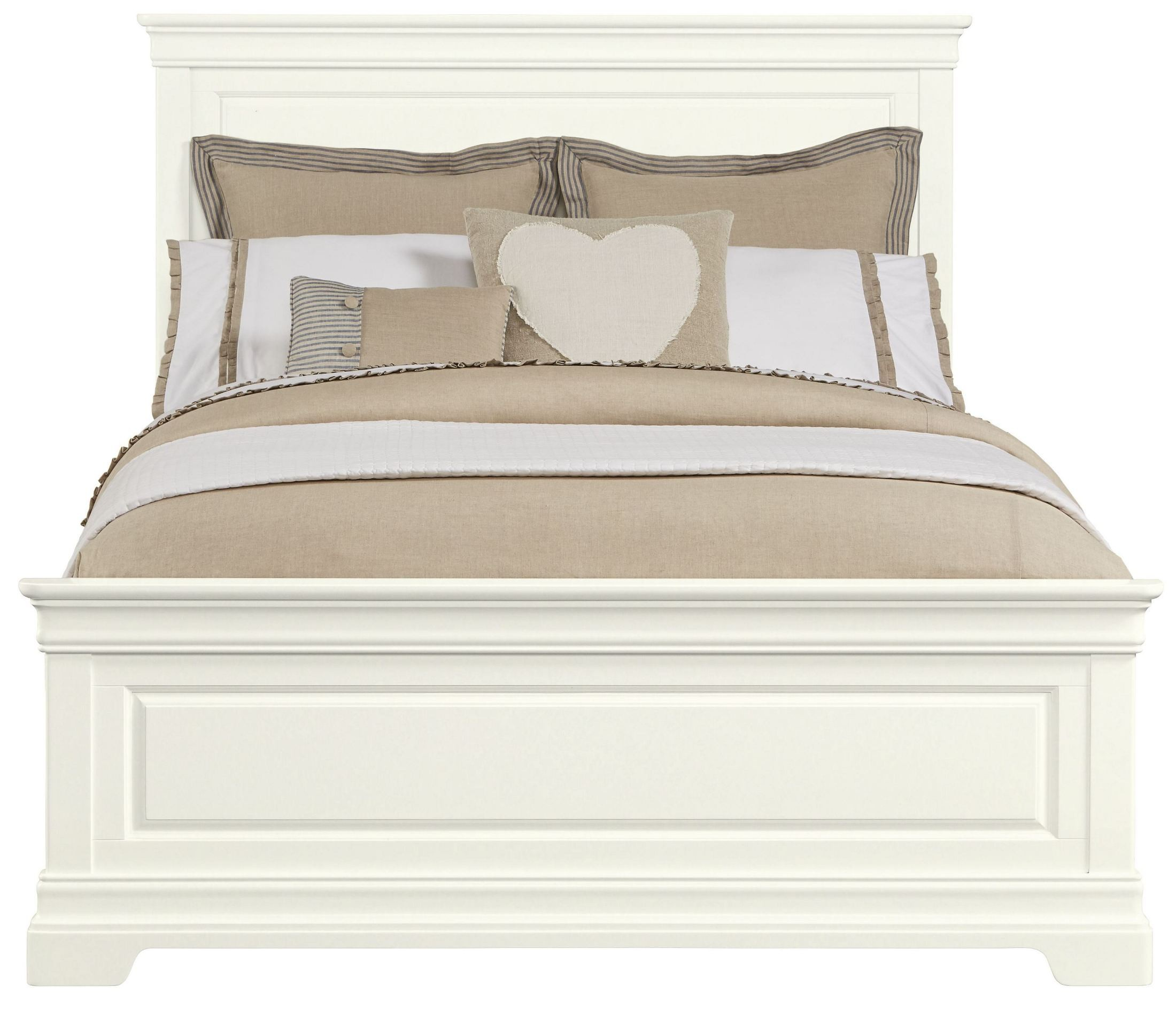 teaberry lane stardust panel bedroom set 575 23 45 stone and leigh