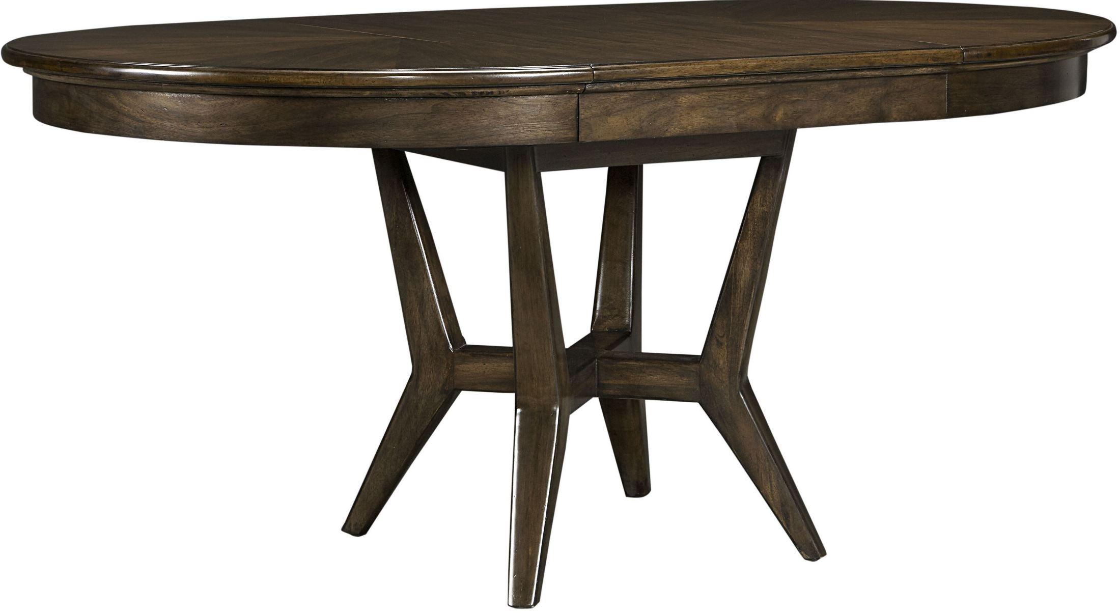 Santa Clara Burnished Walnut Extendable Round Dining Table  : 58511303qsiloalt1 from colemanfurniture.com size 2200 x 1204 jpeg 209kB