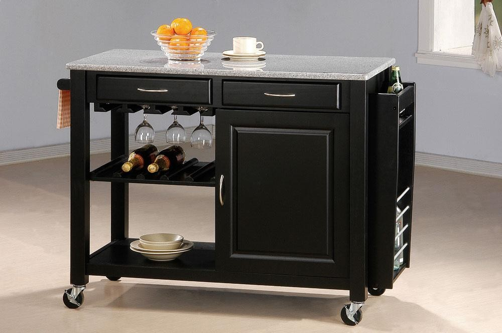 Coaster Home Furnishings Casual Kitchen Cart