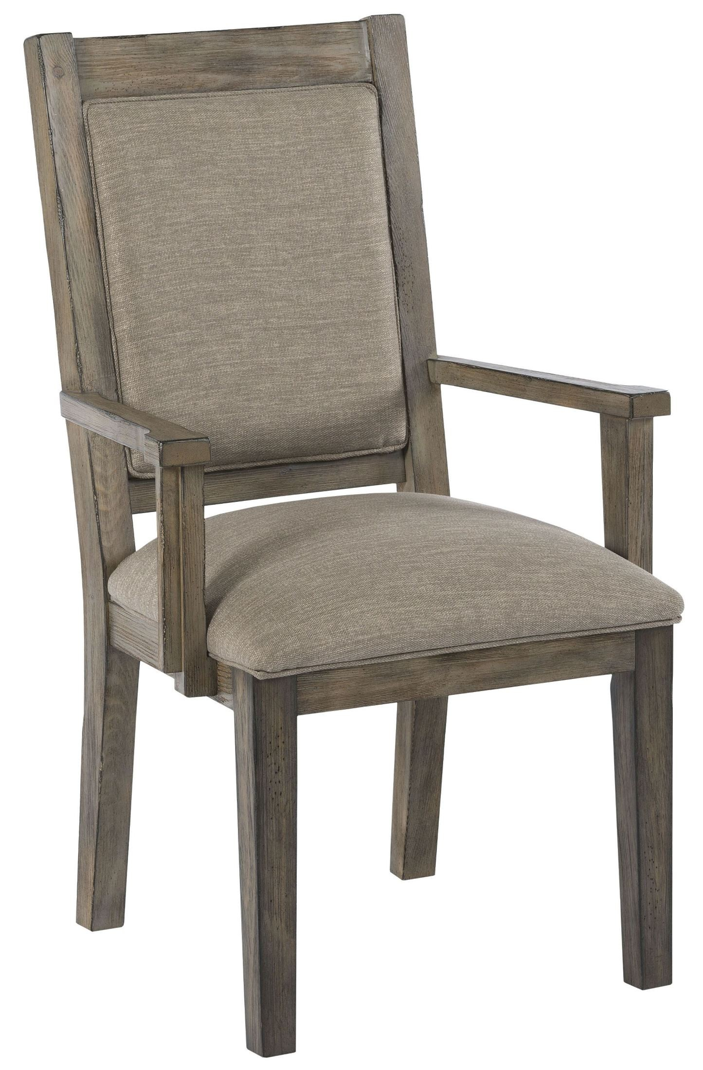 Upholstered Arm Chair From Kincaid (59 064) Coleman Furniture. Full resolution  img, nominally Width 1445 Height 2200 pixels, img with #655C4D.