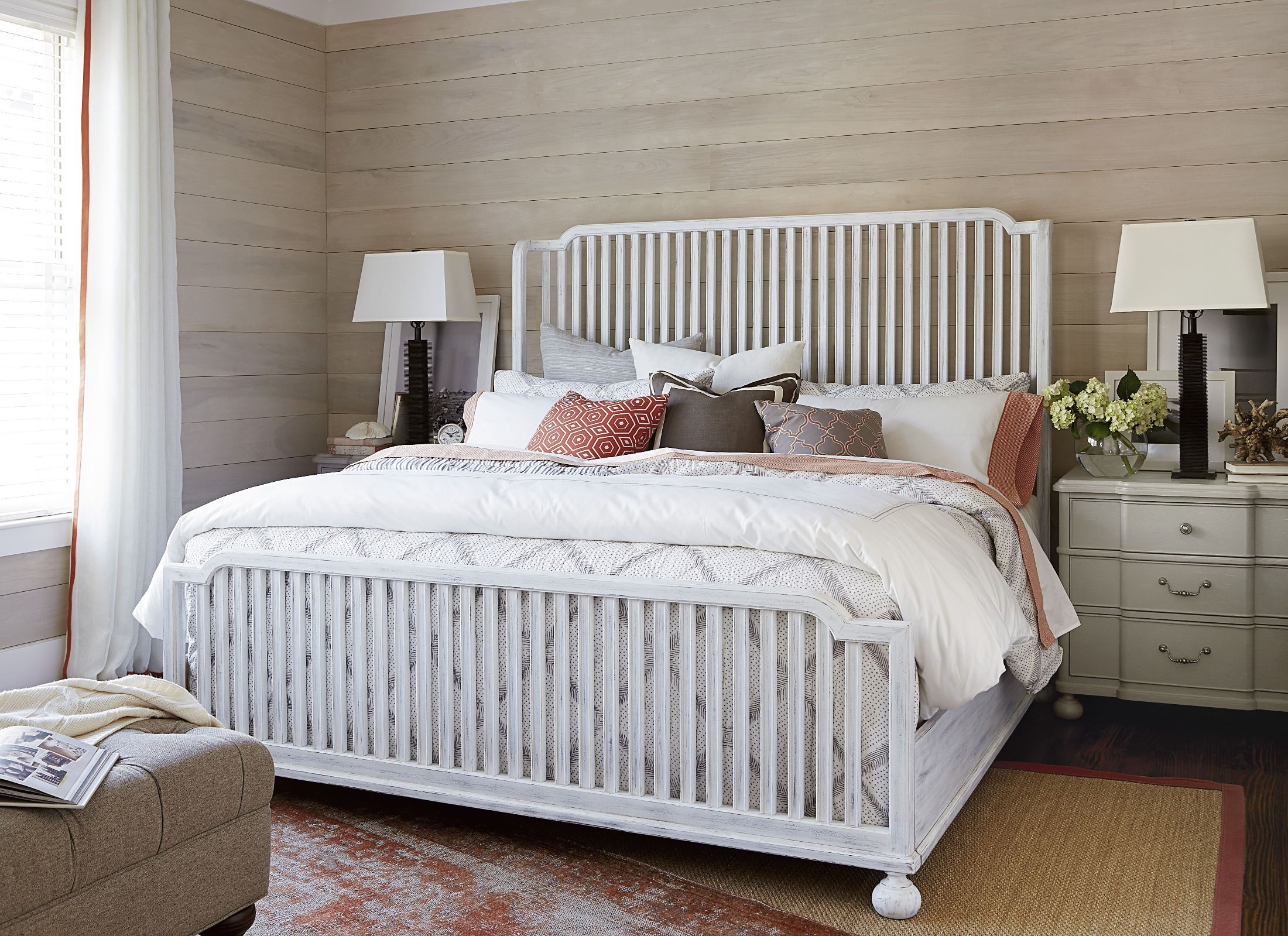 tybee island bedroom set from paula deen 597250b coleman furniture