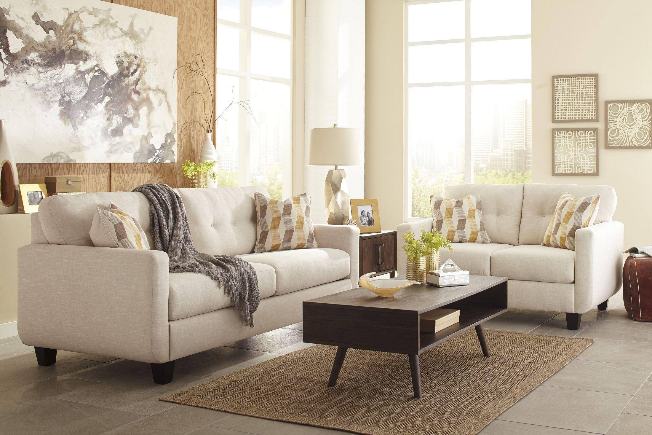 Drasco Marble Living Room Set 5980238 Ashley