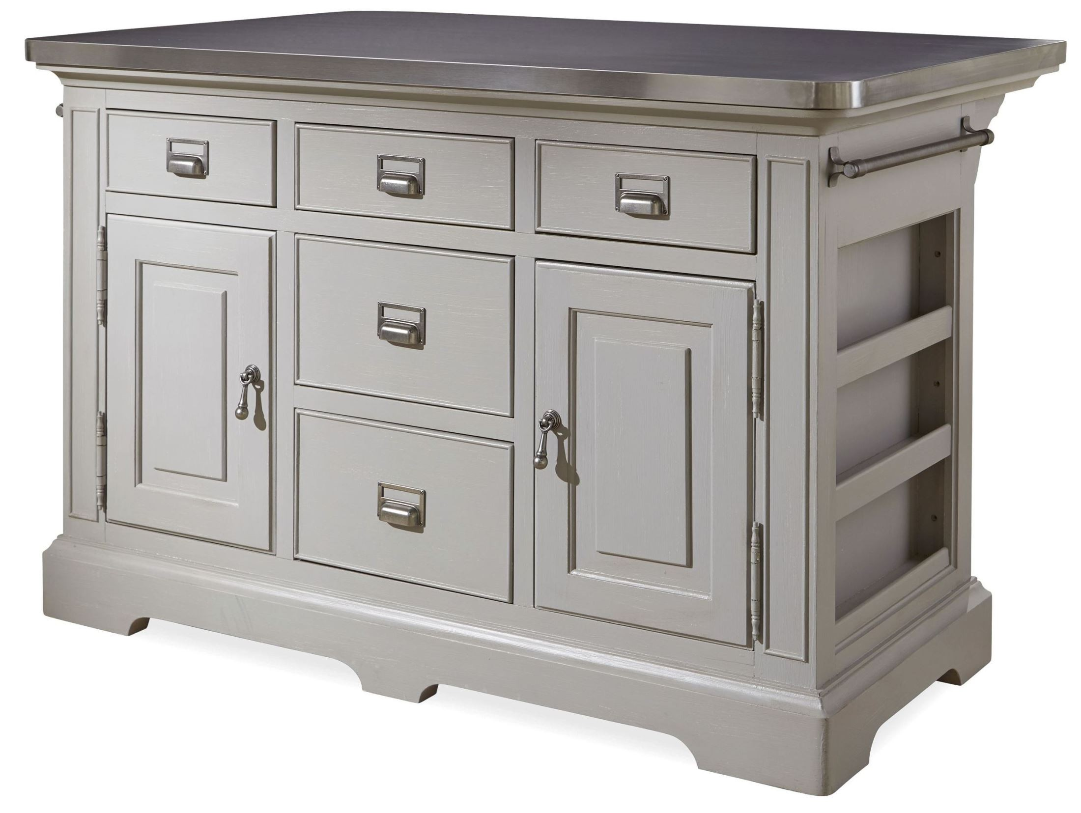 the kitchen island from paula deen 599644 coleman furniture