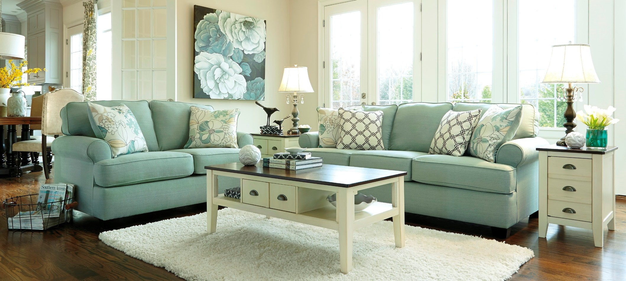 Daystar Living Room Set From Ashley 28200 38 35