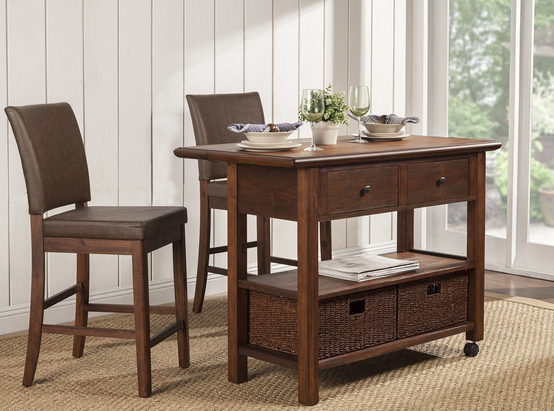 caldwell cappuccino dining room set 1526471 alpine cappuccino counter height dining room set 100319 coaster
