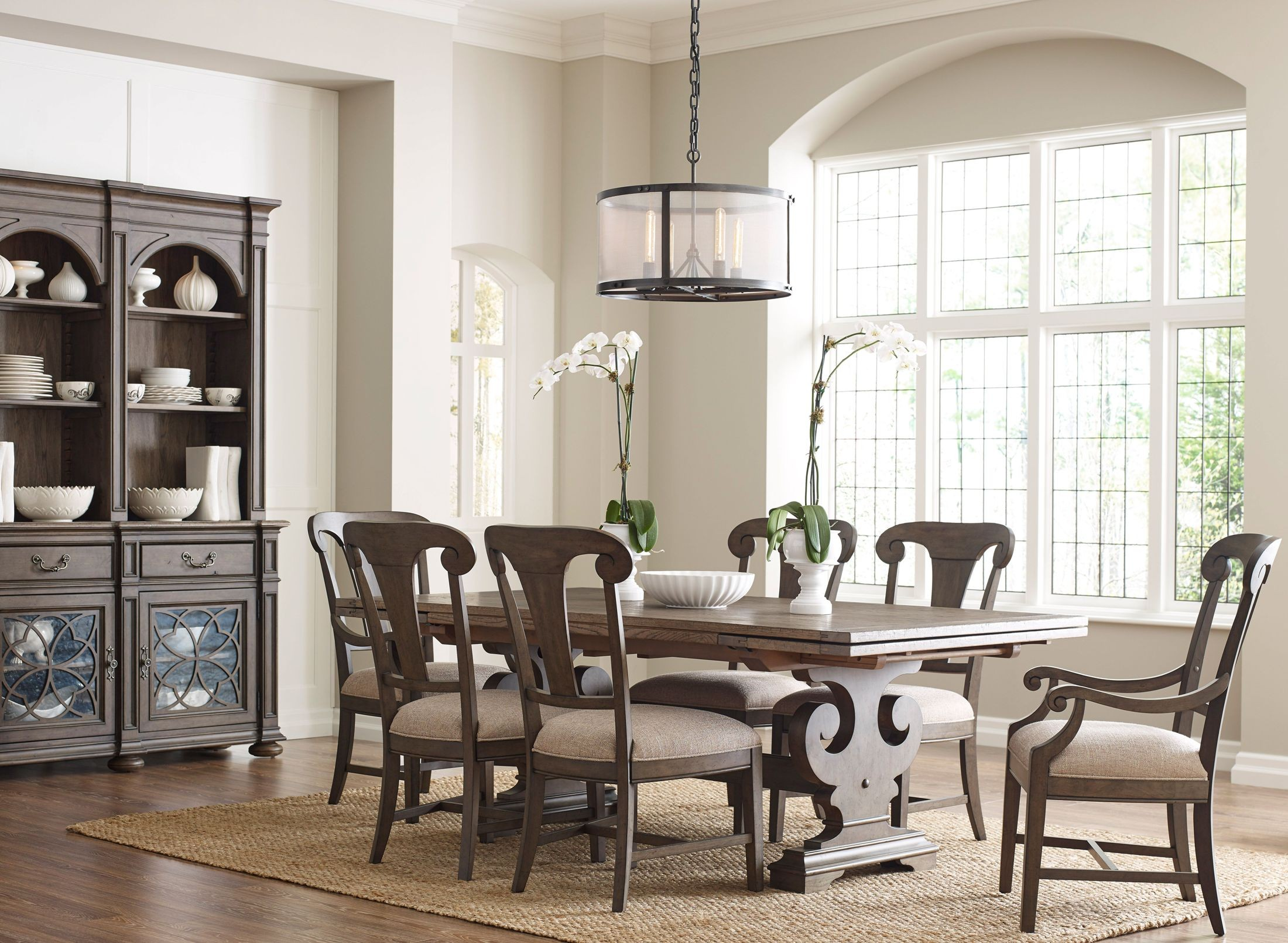 Kincaid tuscano dining room