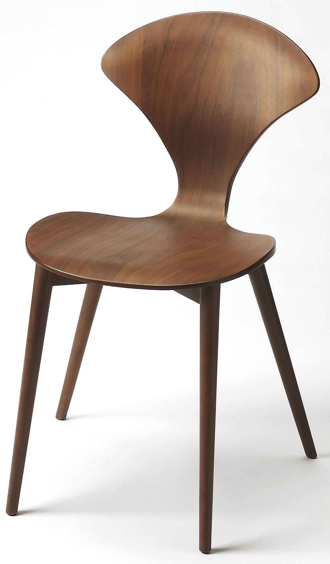 metropolitan mid century modern side chair 6178140 butler. Black Bedroom Furniture Sets. Home Design Ideas