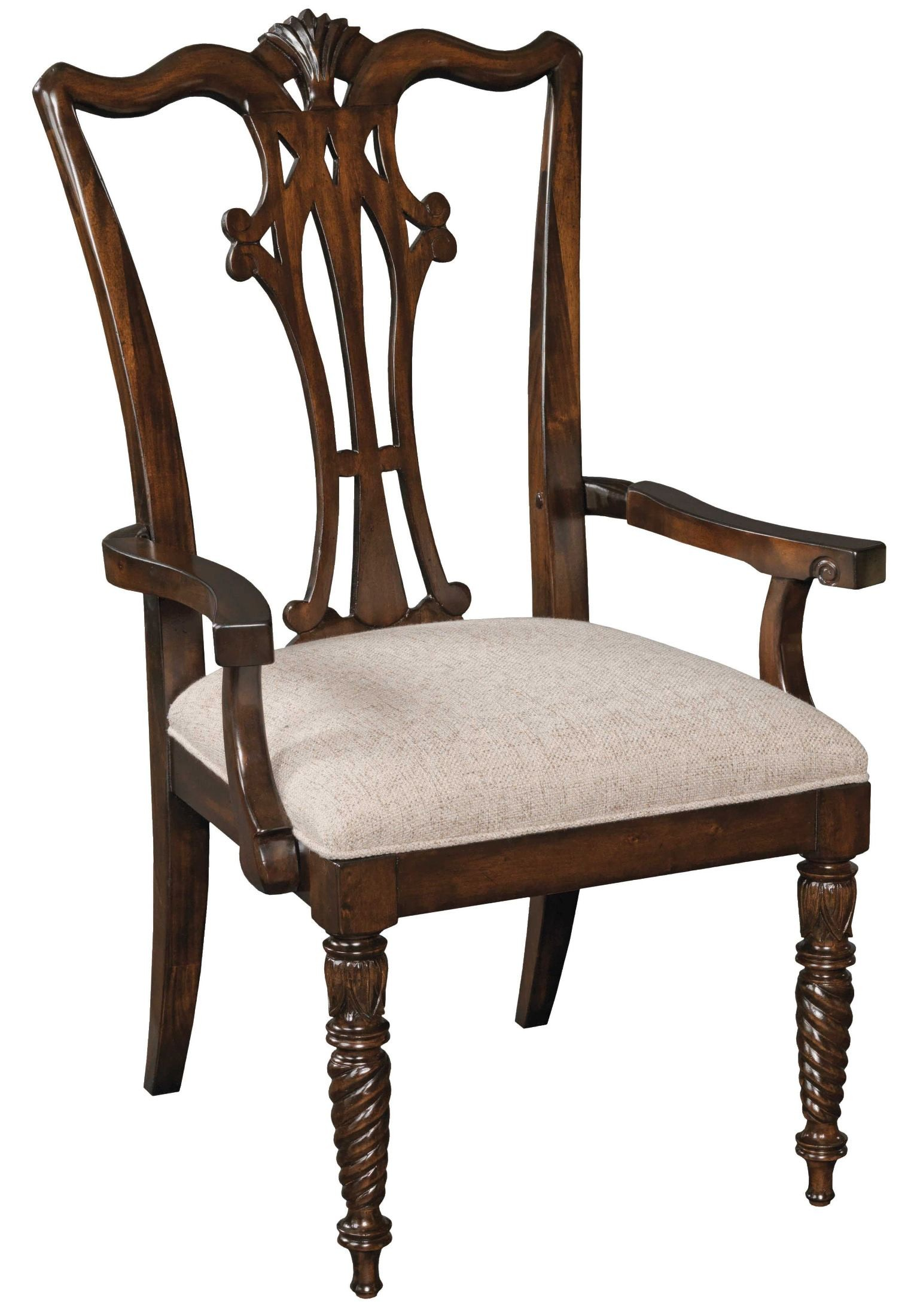 Moonlight Bay Regency Arm Chair From Kincaid 65 062