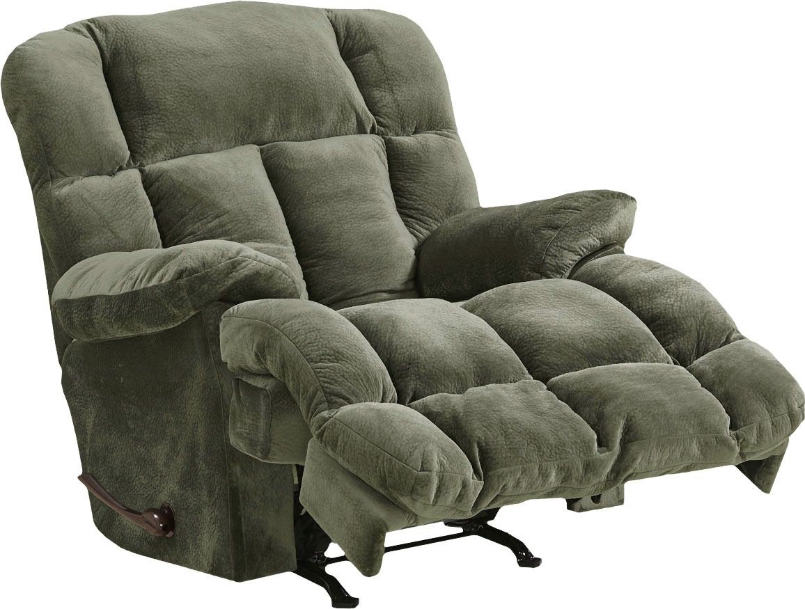 Cloud 12 sage chaise rocker recliner from catnapper for Catnapper chaise