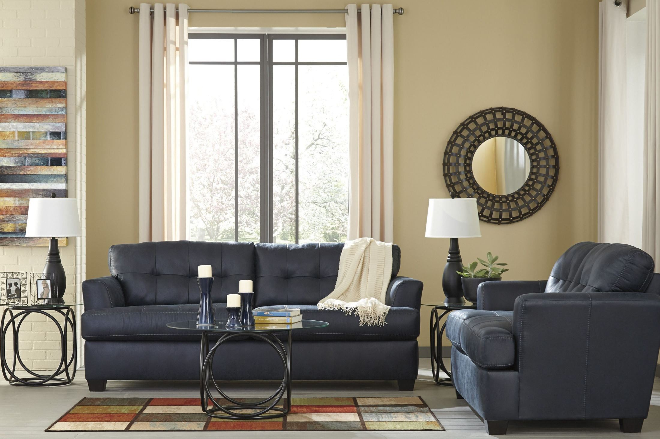 Inmon Navy Living Room Set 6580638 Ashley : 65806 38 35 t1161 from colemanfurniture.com size 2200 x 1462 jpeg 460kB