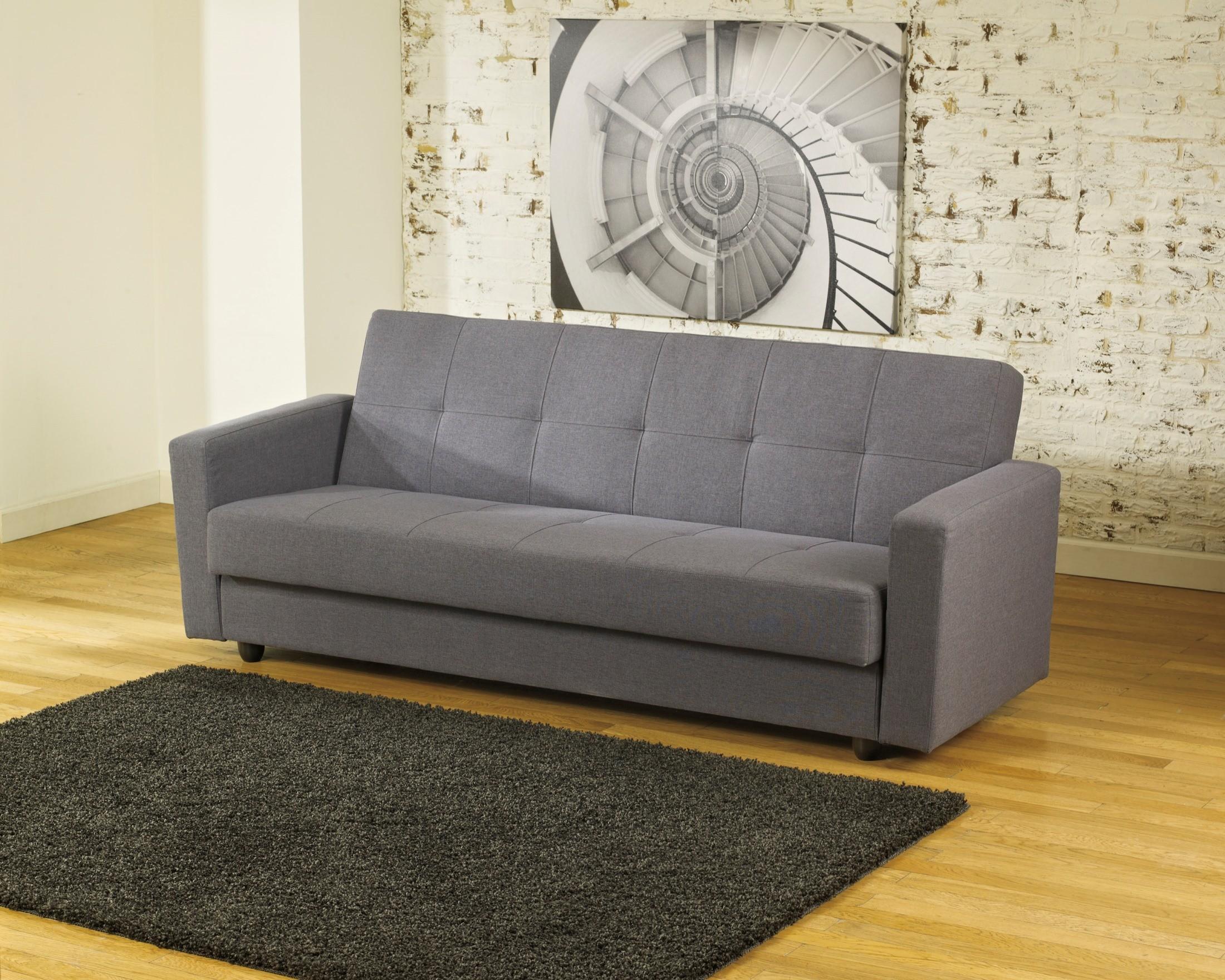 Pikka Gray Flip Flop Sofa 6720165 Ashley Furniture