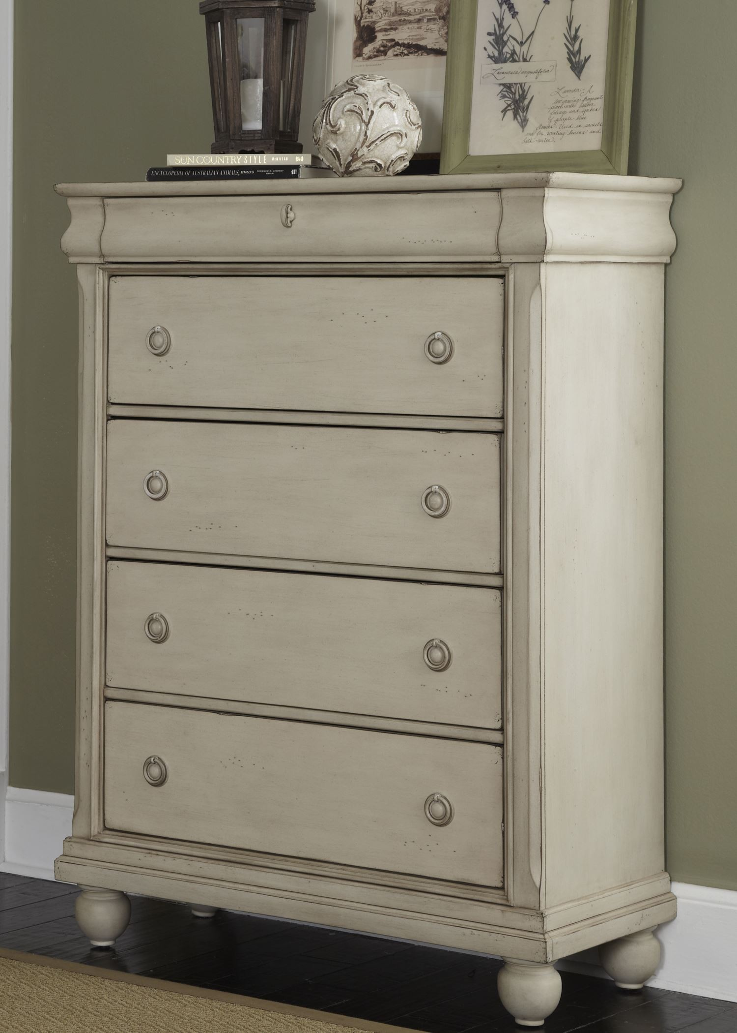 Rustic Traditions Ii Sleigh Bedroom Set From Liberty 689 Br Qsl Coleman Furniture