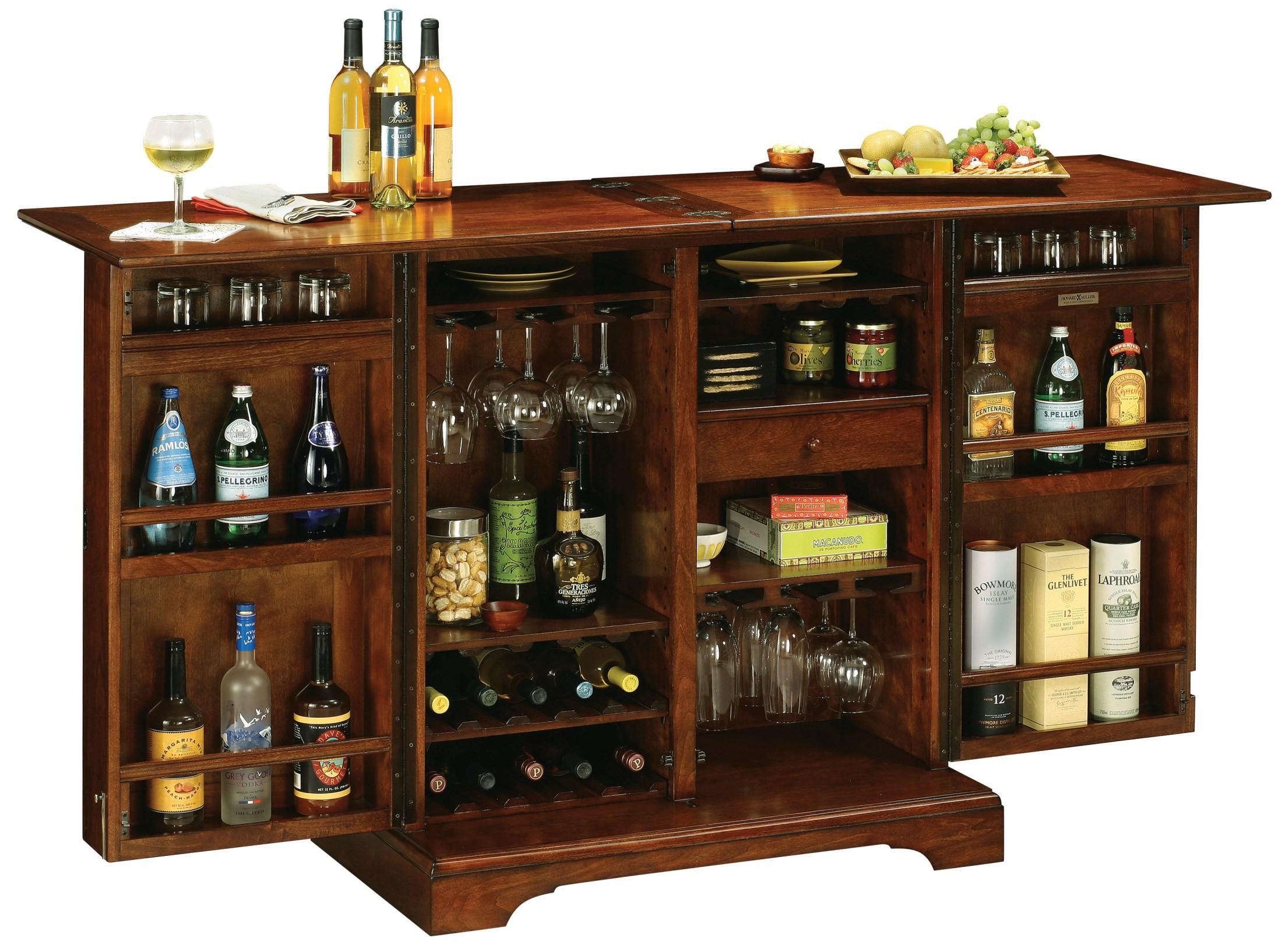 Lodi Wine Bar Cabinet From Howard Miller 695116 Coleman Furniture