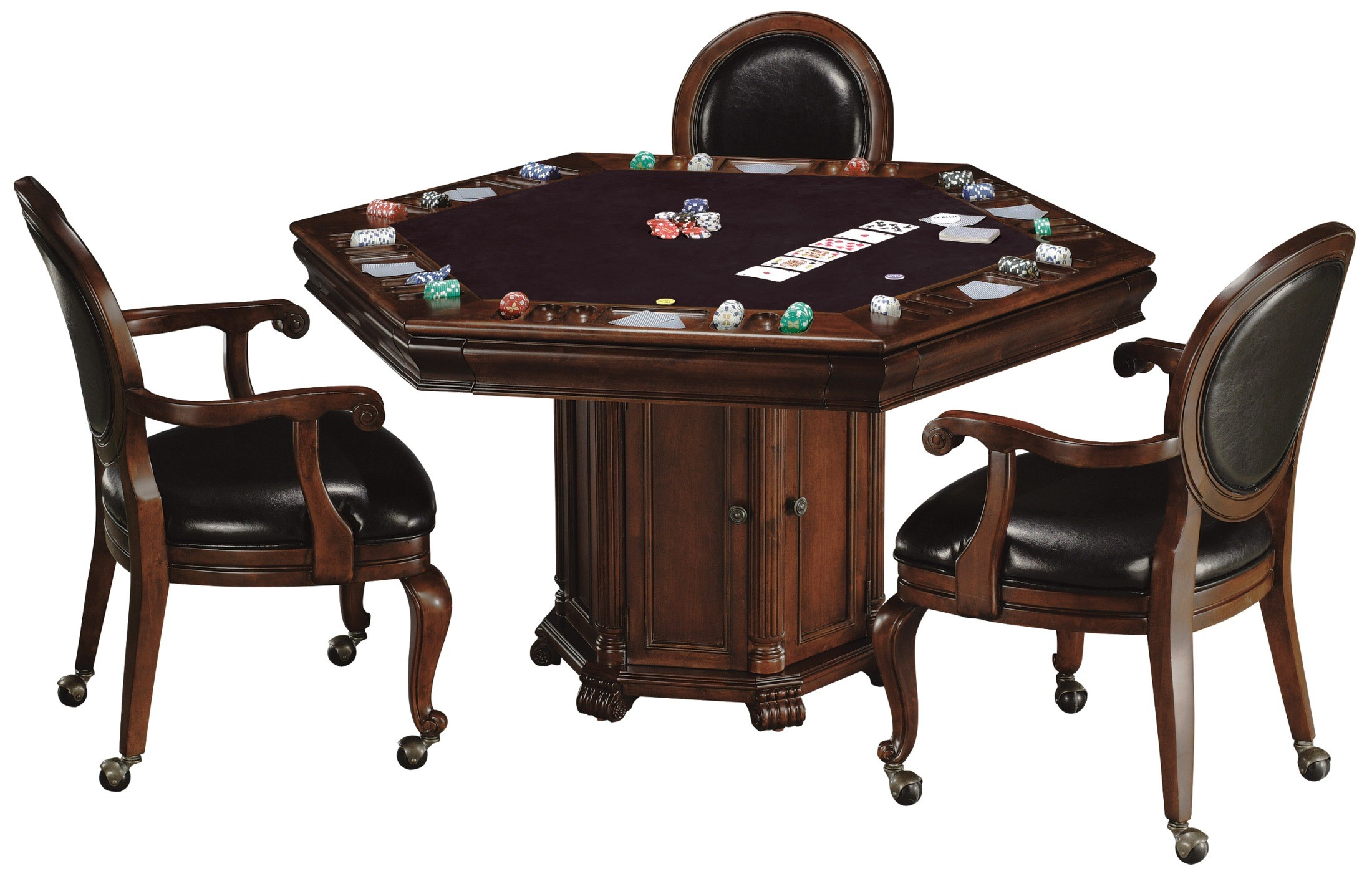 Game Table And Chairs Set Watch More Like Pub Game Table