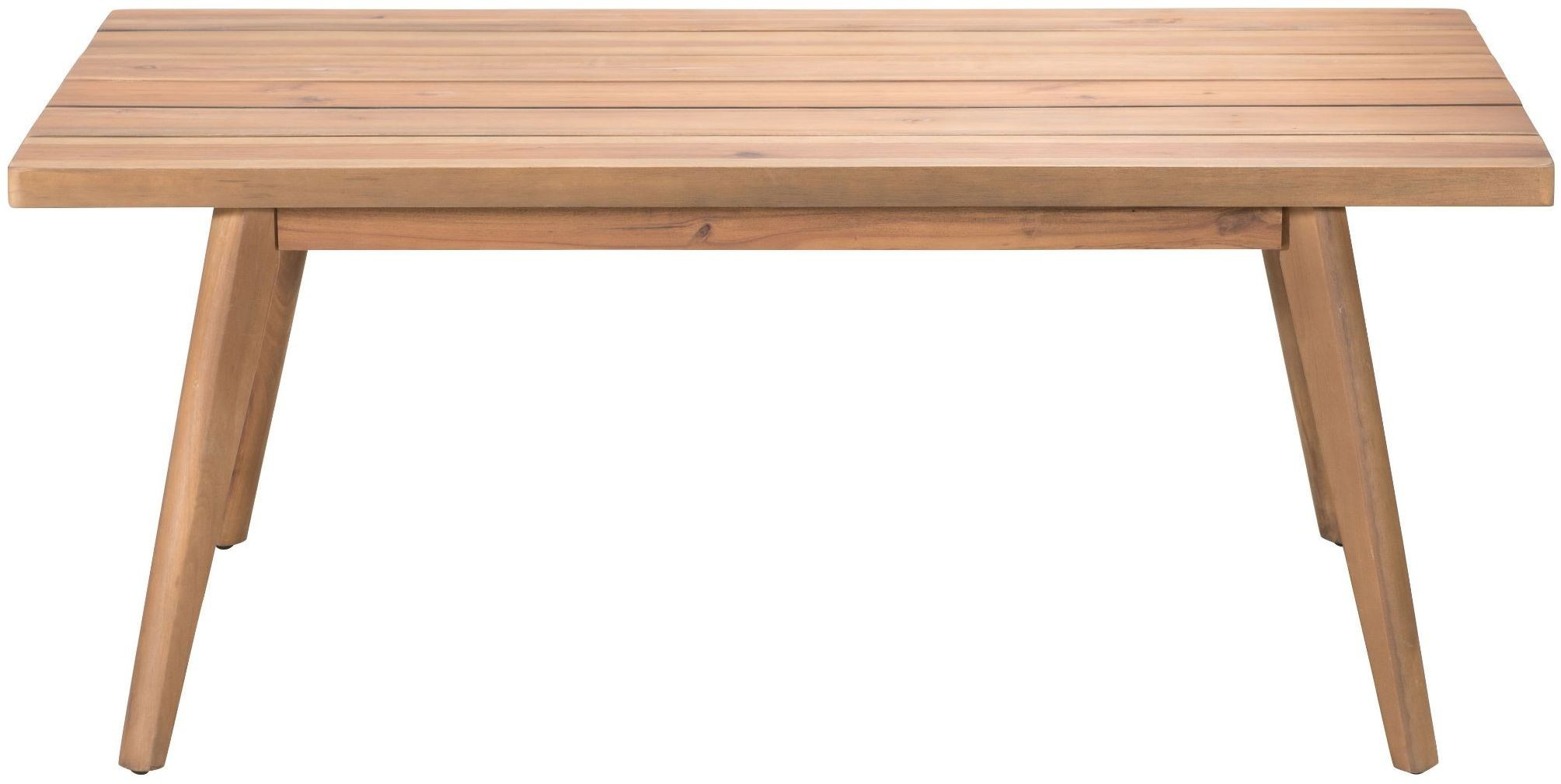Grace Bay Natural Coffee Table 703750 Zuo Modern