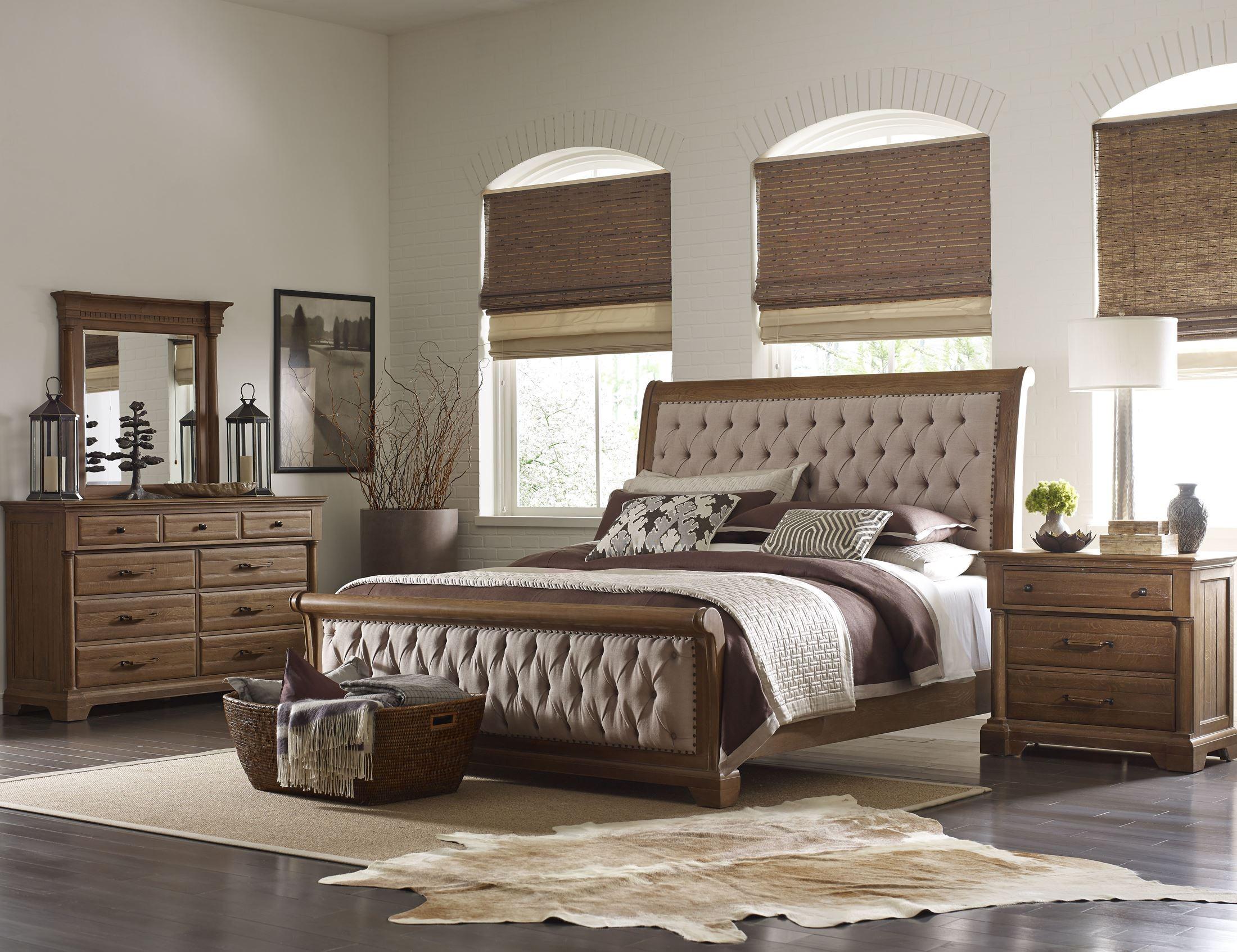 Stone ridge sleigh bedroom set from kincaid 72 150p - Kincaid bedroom furniture for sale ...