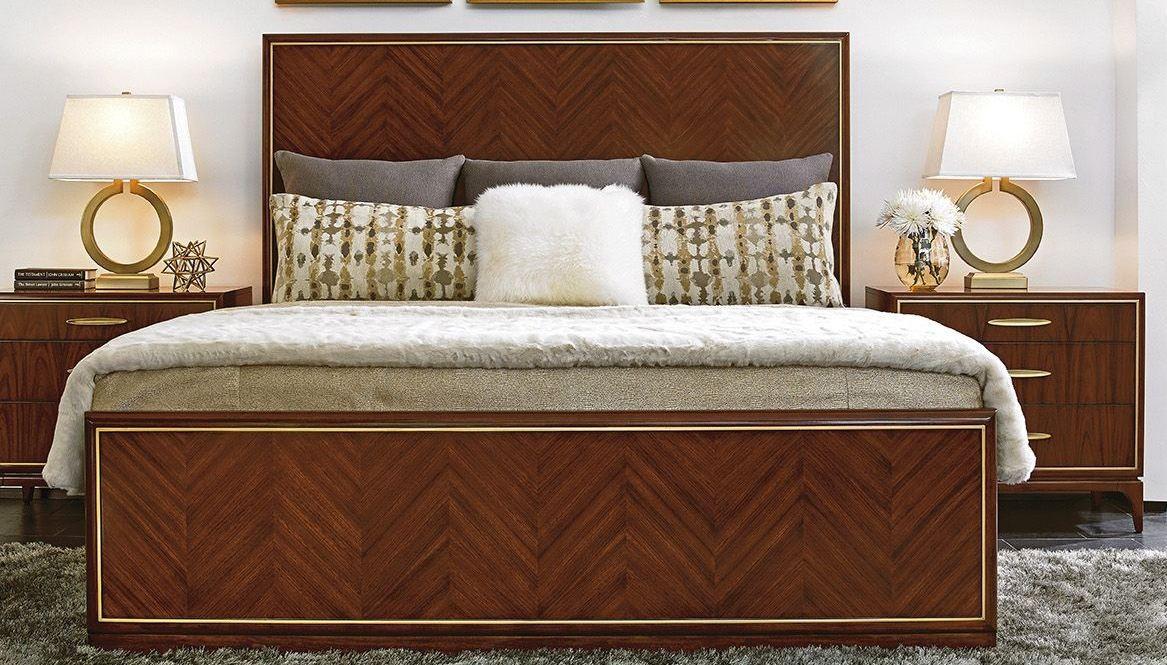take five carlyle panel bedroom set 01 0723 133c lexington
