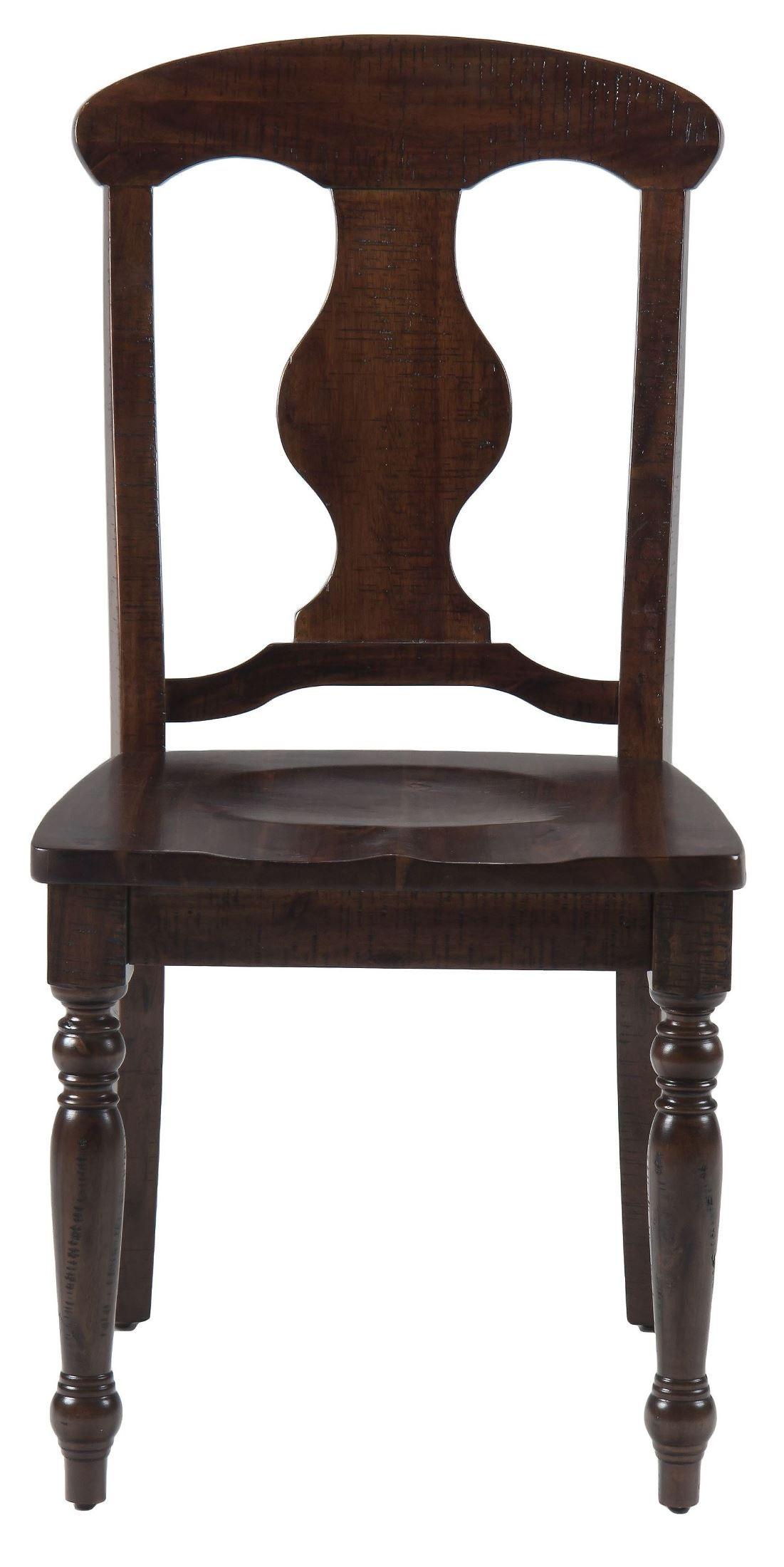 Urban Lodge Napoleon Dining Chair 733 709KD Jofran : 733 709kd from colemanfurniture.com size 1101 x 2200 jpeg 188kB
