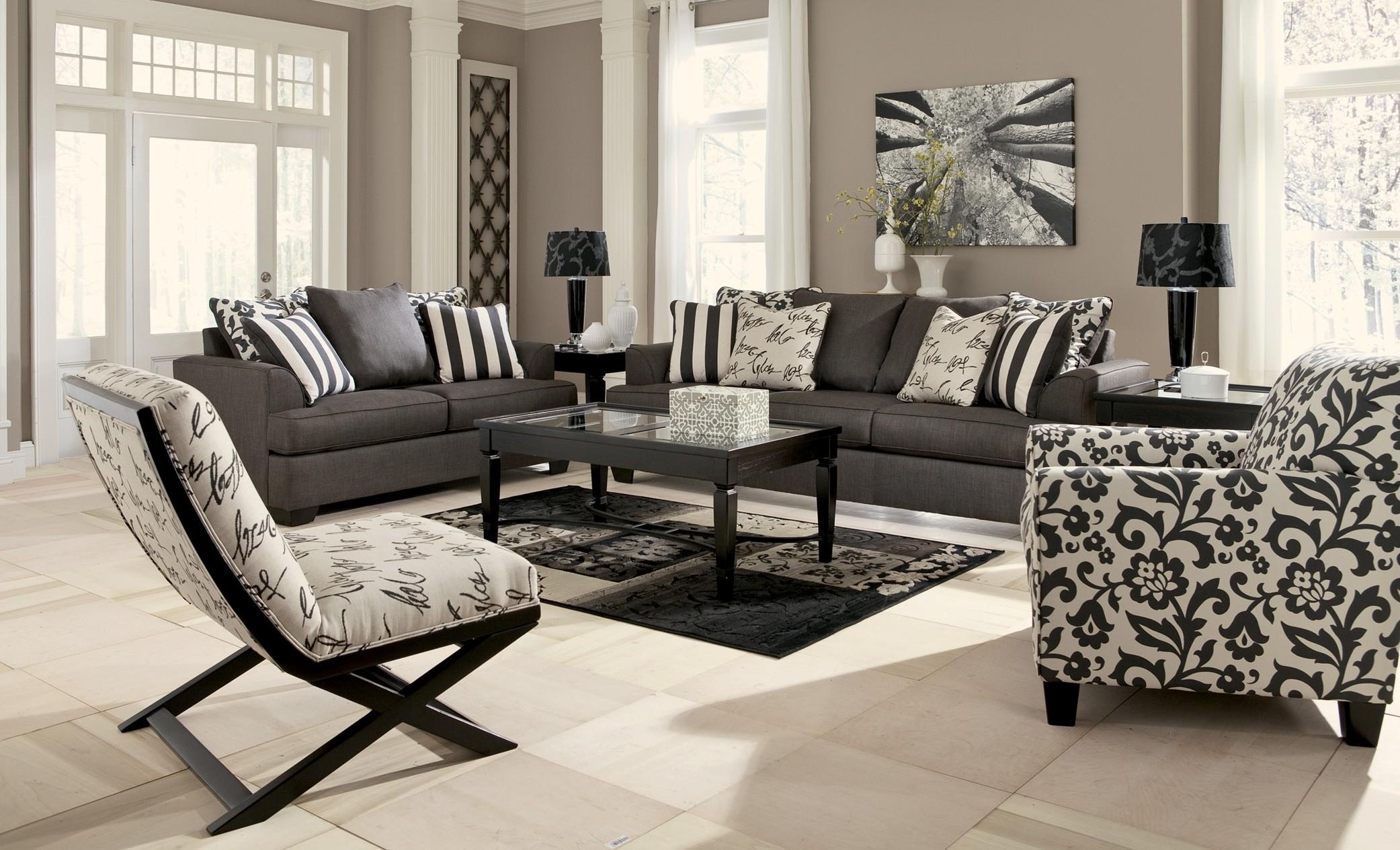 Ashley Furniture Orange Sofa Descargas Mundiales