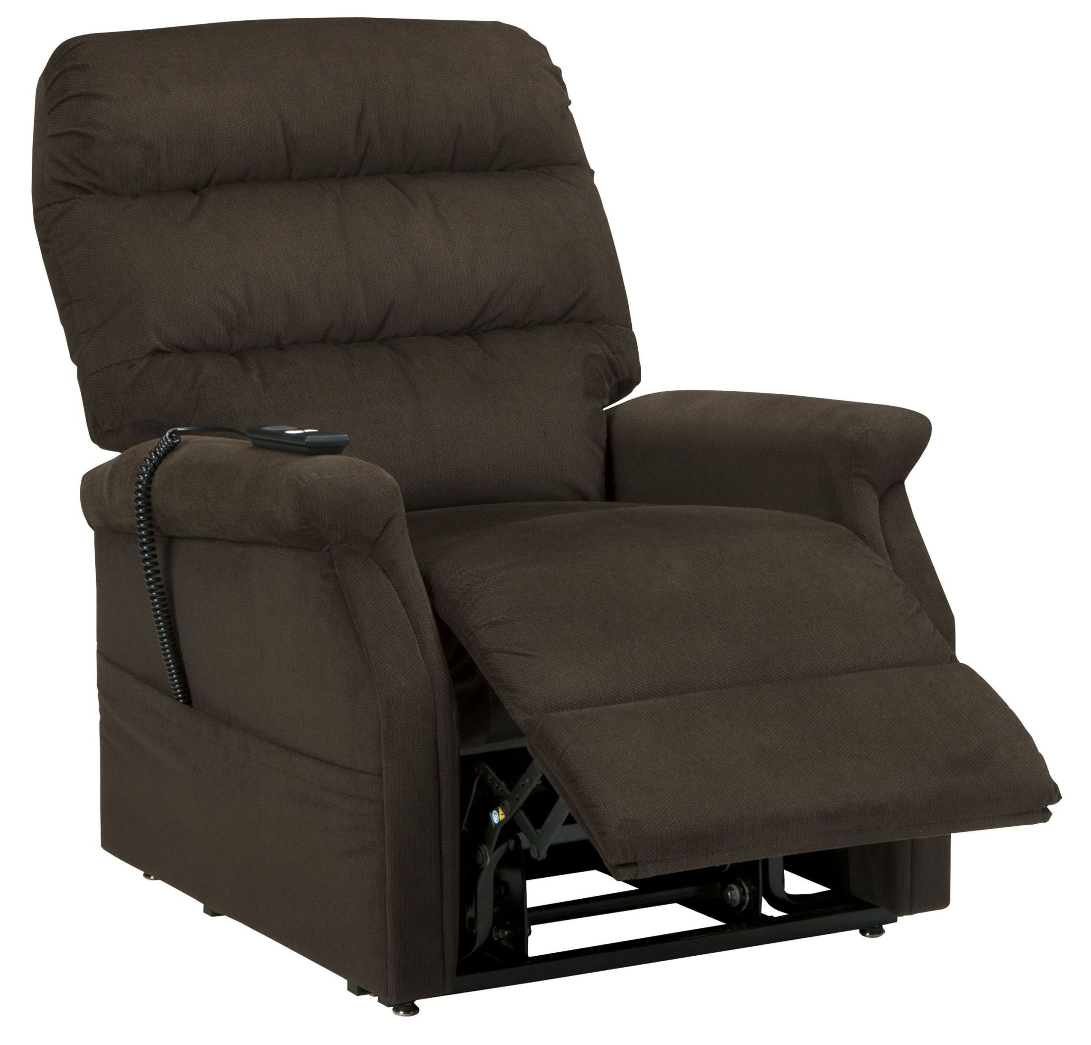 Brenyth Chocolate Power Lift Recliner From Ashley 7460212