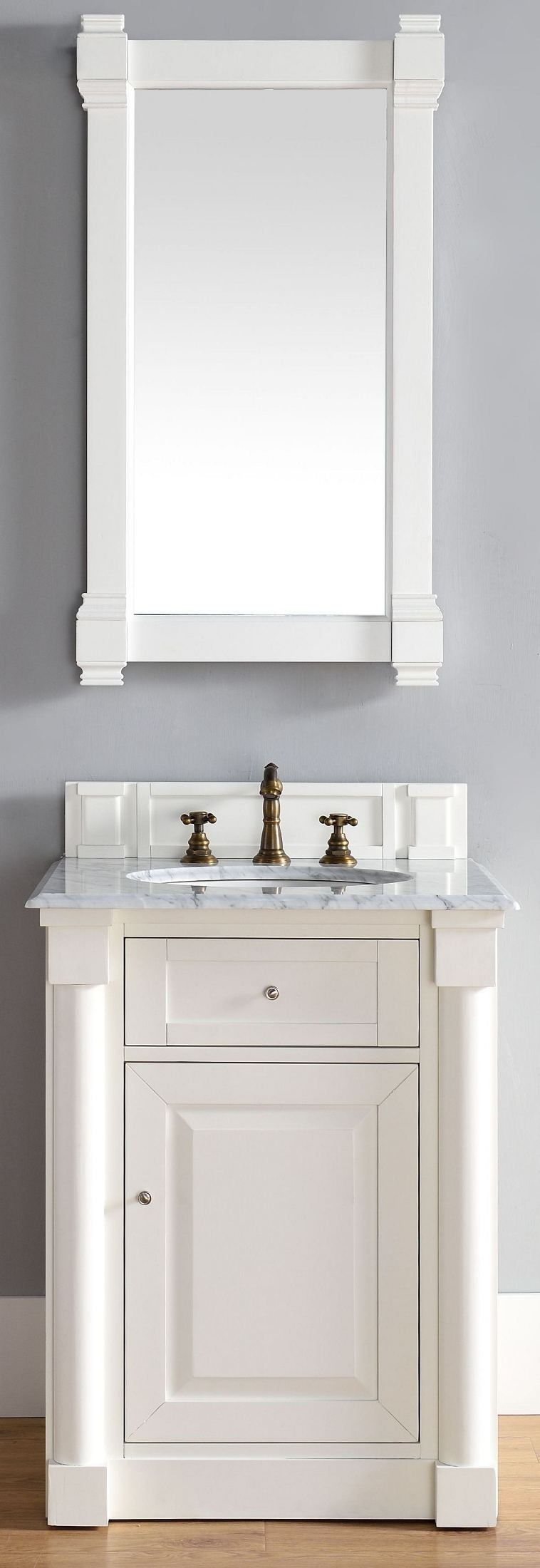 singles in white cottage Cottage bathrooms vanities mostly white, cottage vanities alleviate and improve any bathroom and make the picture-perfect finishing  single sink vanities bathroom.