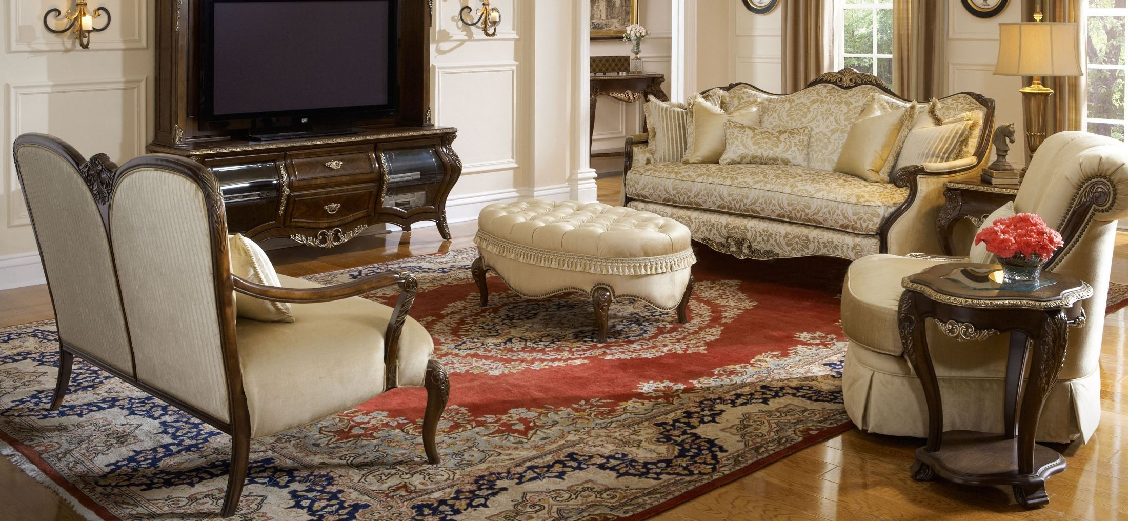 imperial court living room set from aico 798 coleman