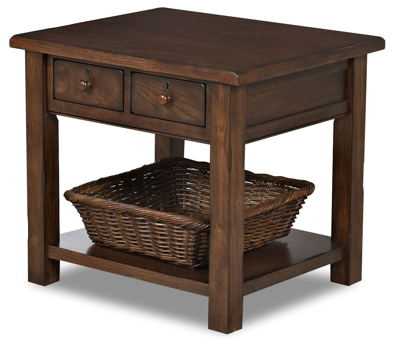 Providence End Table From Klaussner 806 809etbl Coleman Furniture
