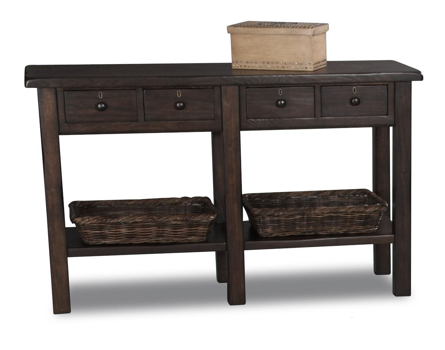 Providence Sofa Table From Klaussner 806 825stbl Coleman Furniture