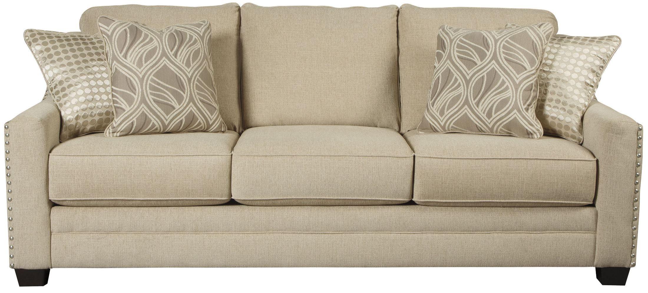 Mauricio Linen Living Room Set From Ashley 8160138