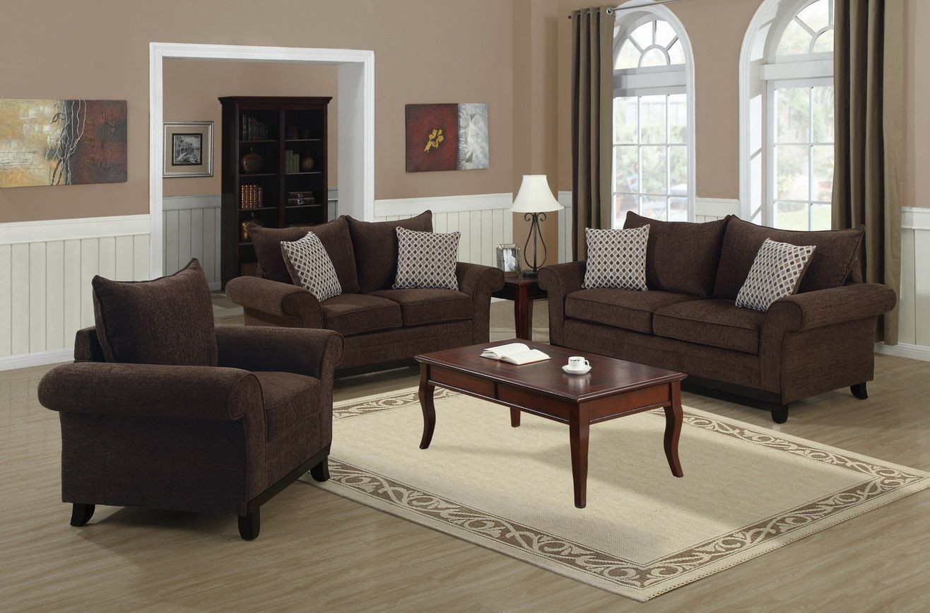 Fabric Living Room Sets