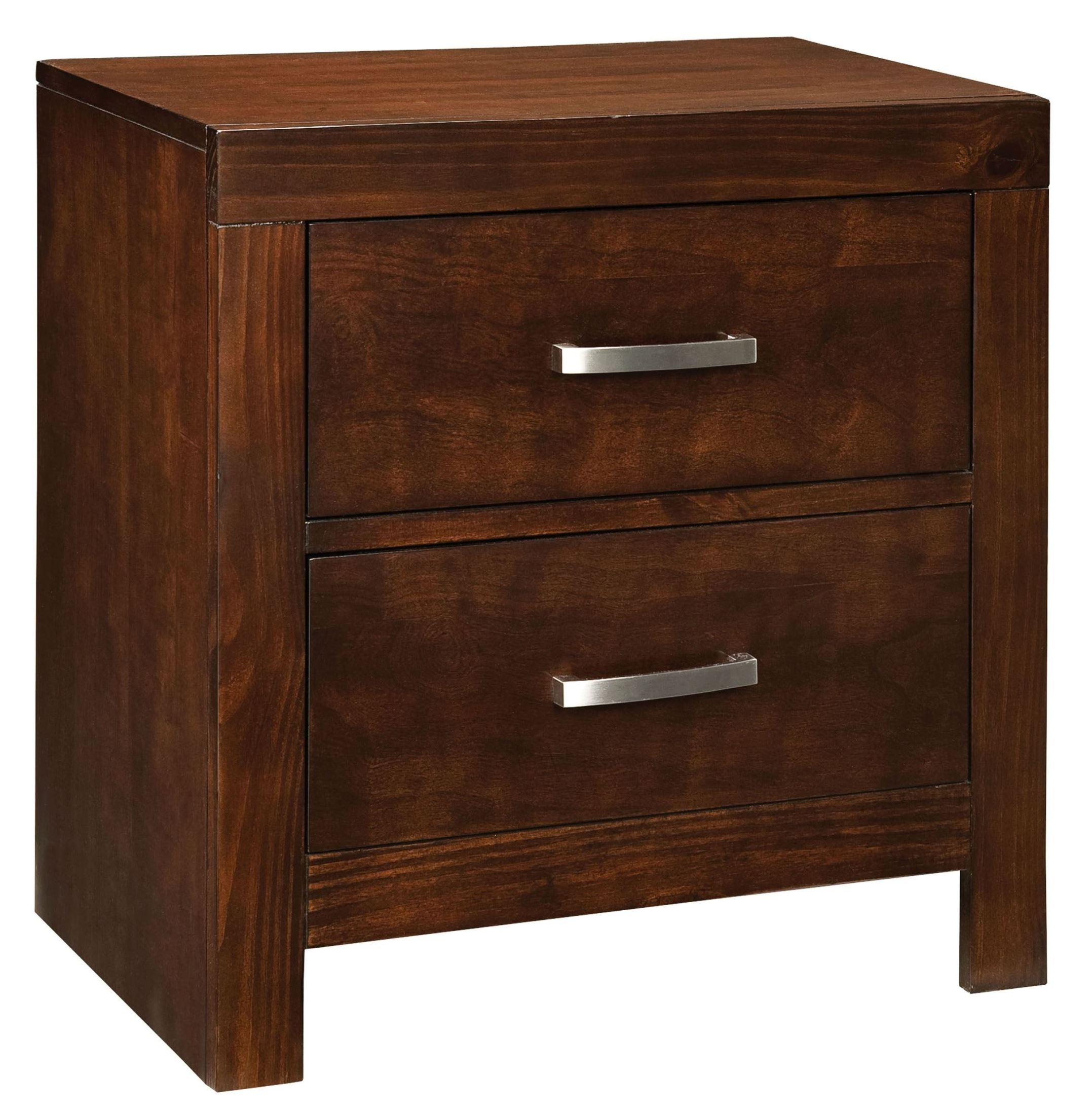 Metro Dark Merlot Panel Storage Bedroom Set From Standard 87951 87953 87952 Coleman Furniture
