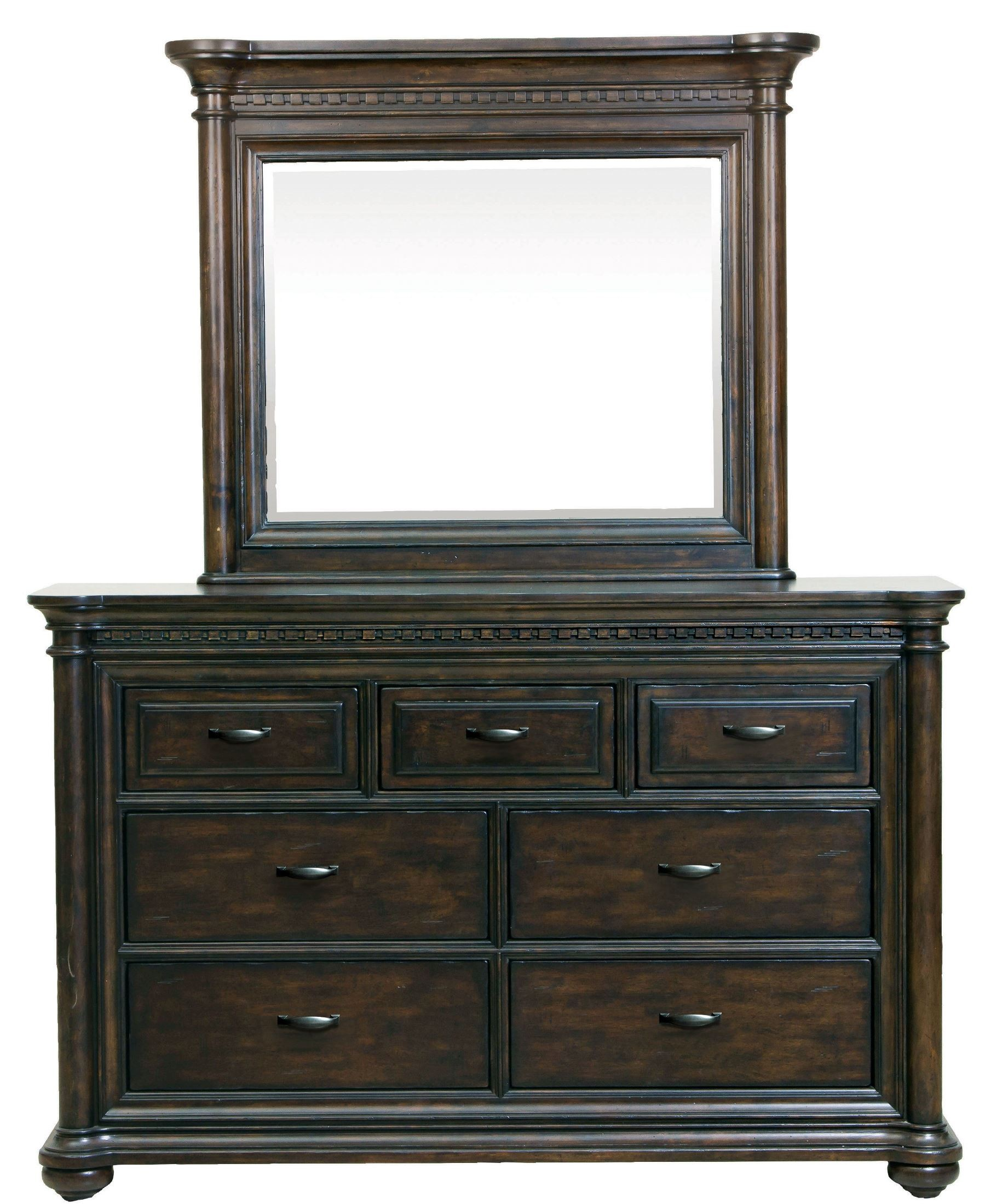 Grand Manor Panel Bedroom Set from Samuel Lawrence 8920