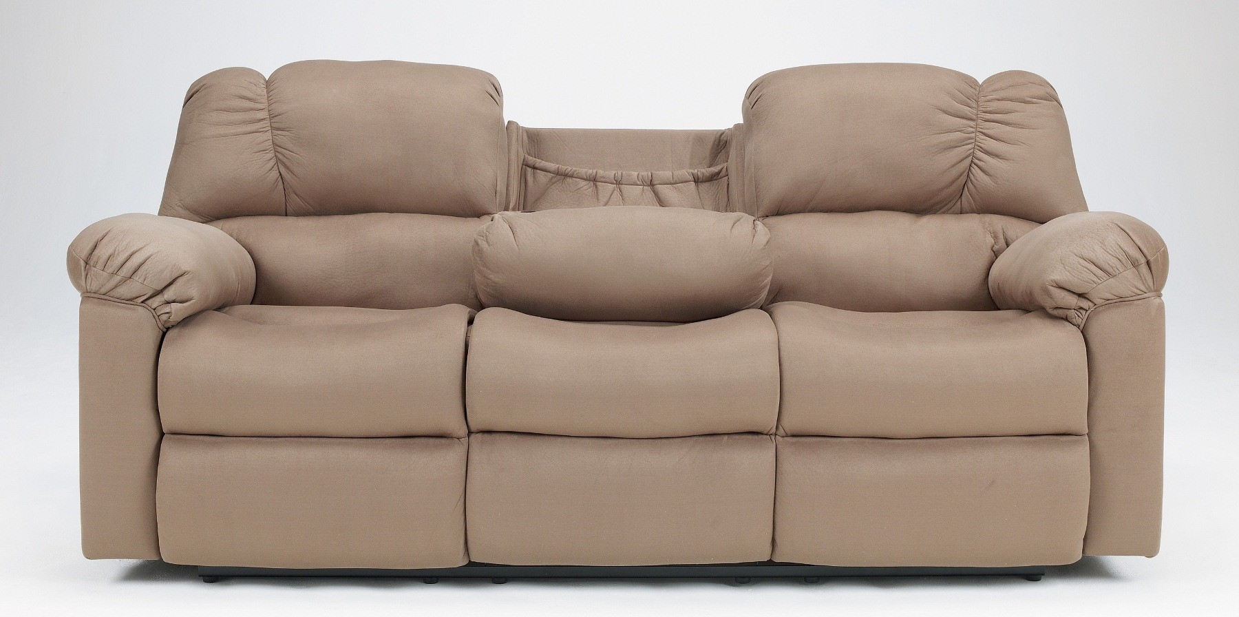 Eli cocoa reclining sofa cheap reclining sofas sale eli for Front room furniture sale