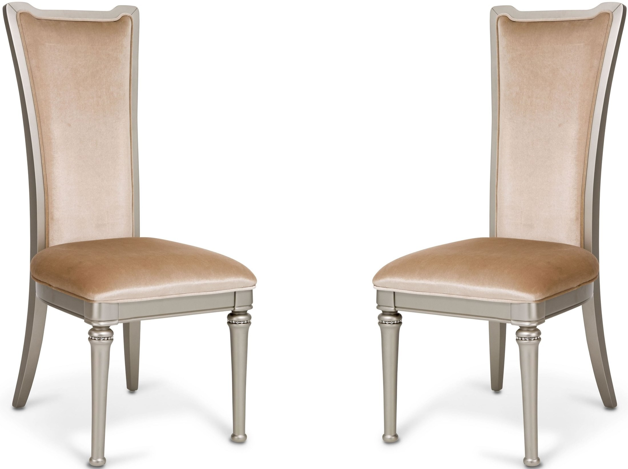 Bel Air Park Champagne Side Chair 201 AICO