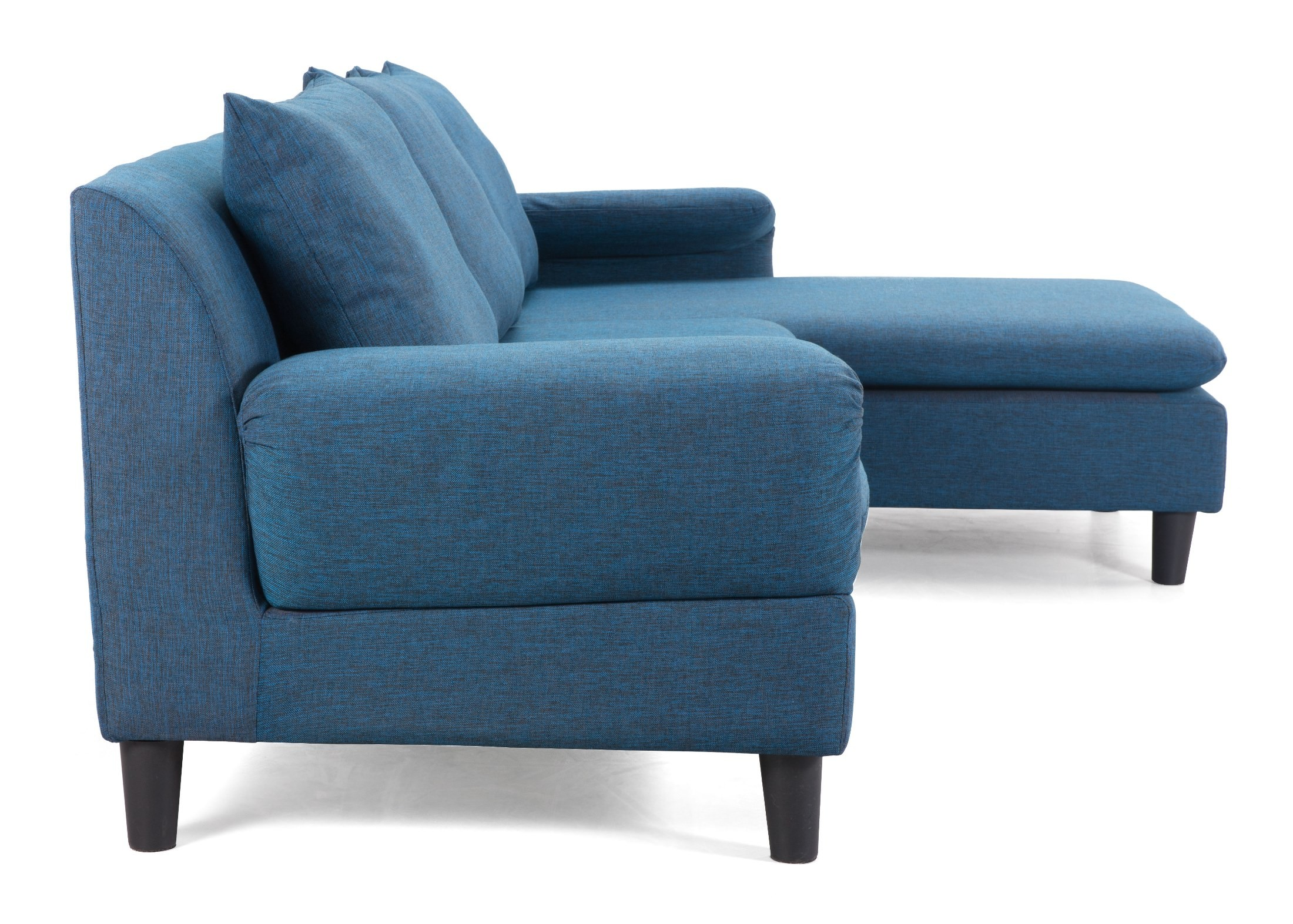 Axiom cowboy blue sofa from zuo mod 900601 coleman Cowboy sofa