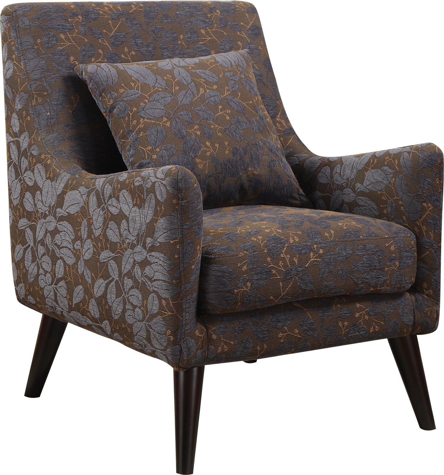 the best 28 images of blue pattern accent chair