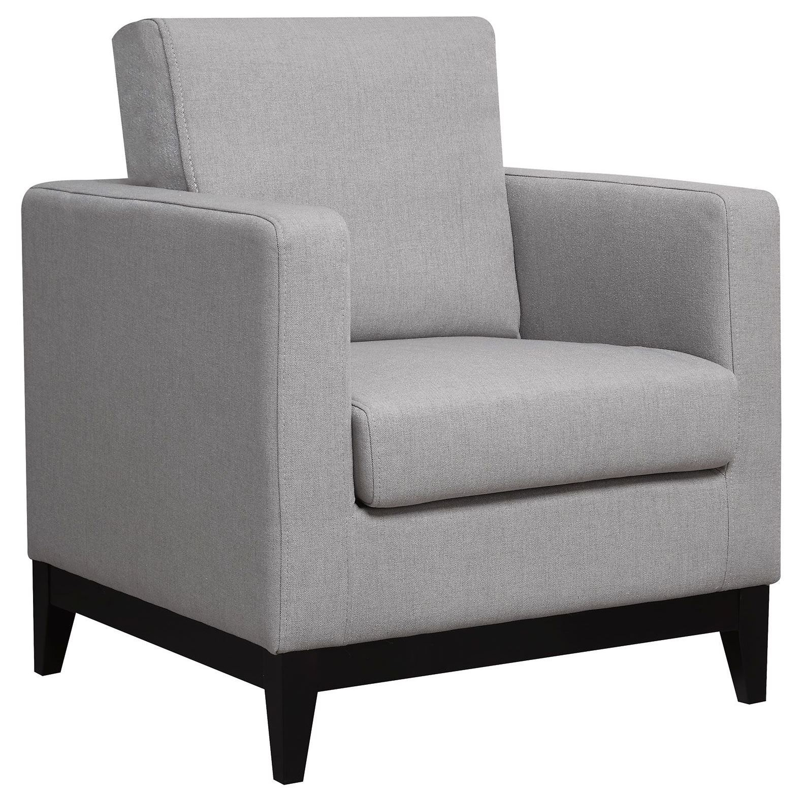 Light Grey Accent Chair from Coaster