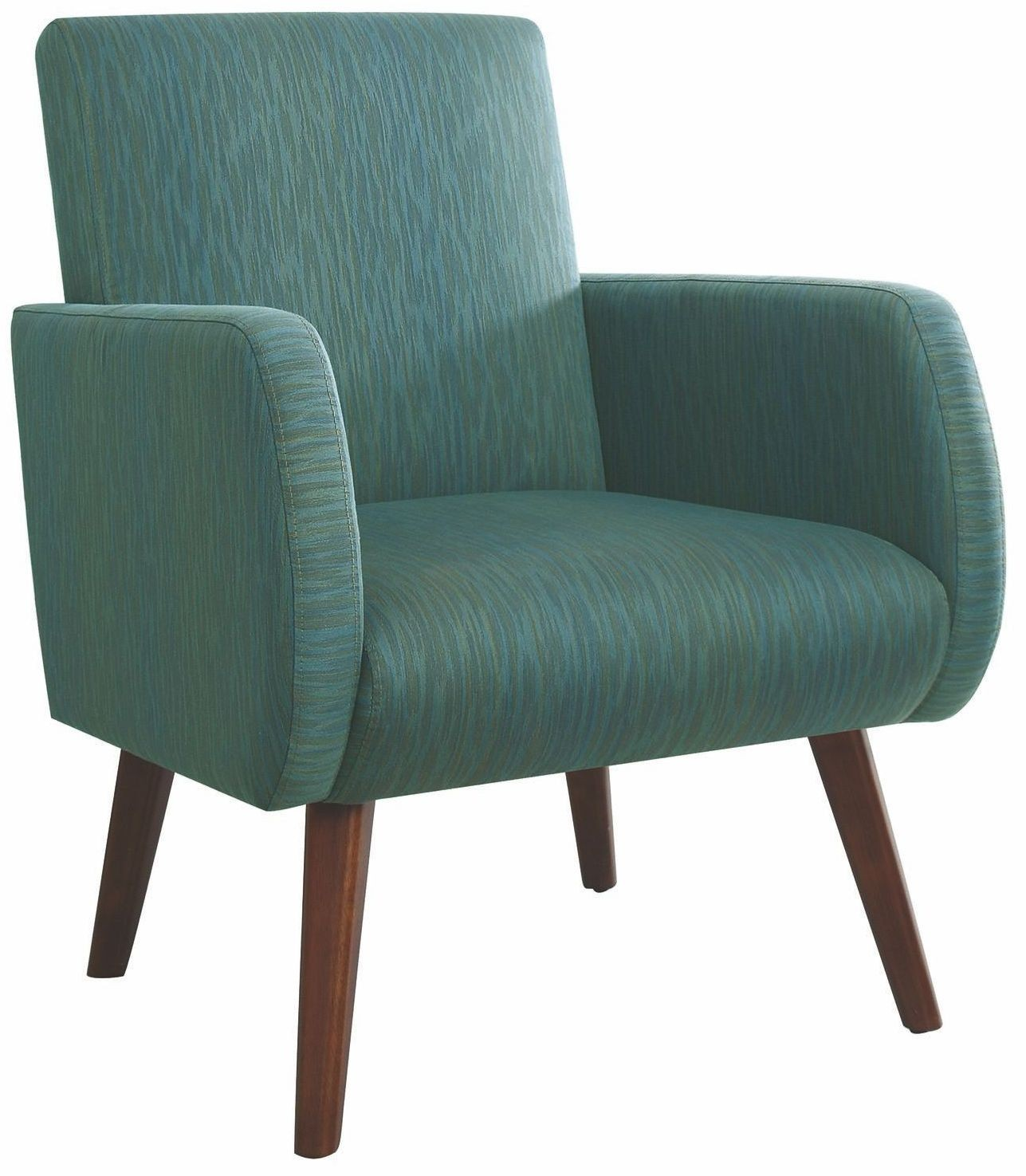 Blue Accent Chair 902783 Coaster Furniture