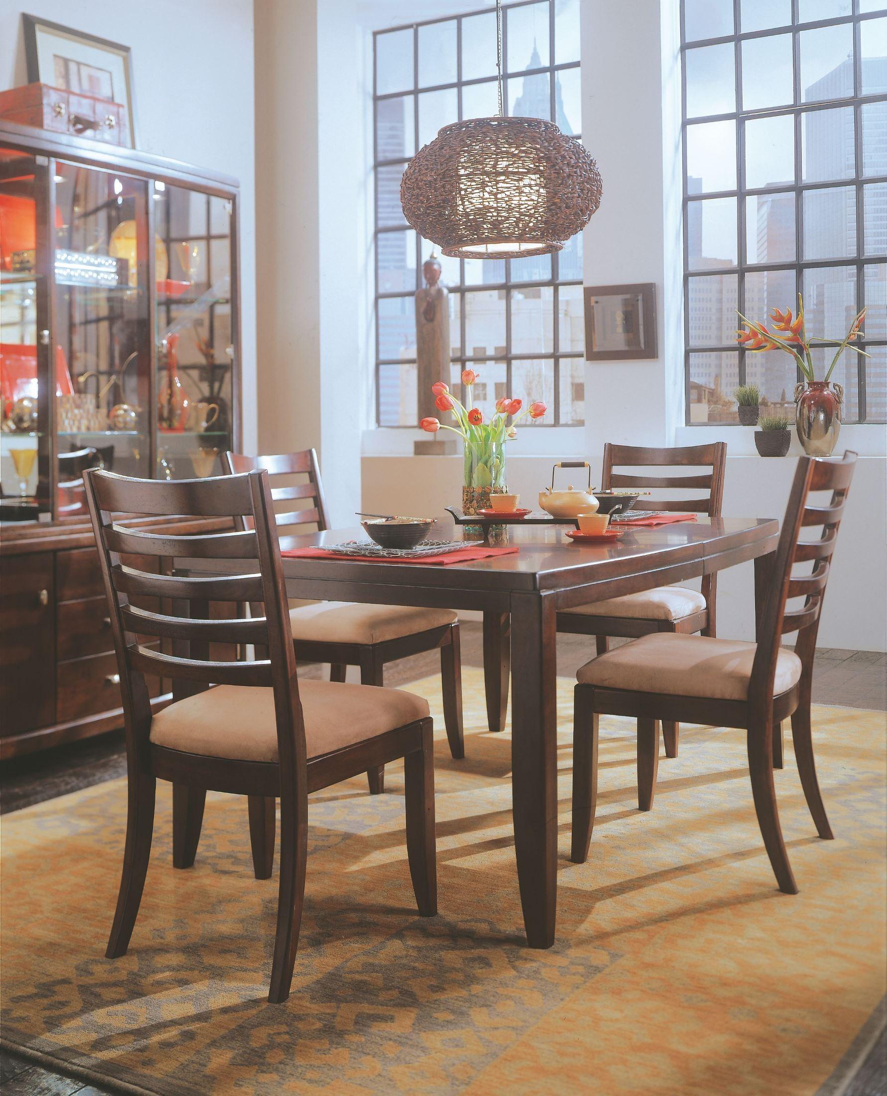 Tribecca dining room set