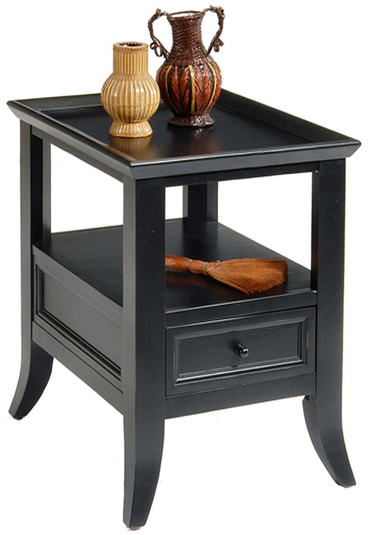 915 occasional drawer end table from liberty 915 ot1021 for Occasional table with drawers