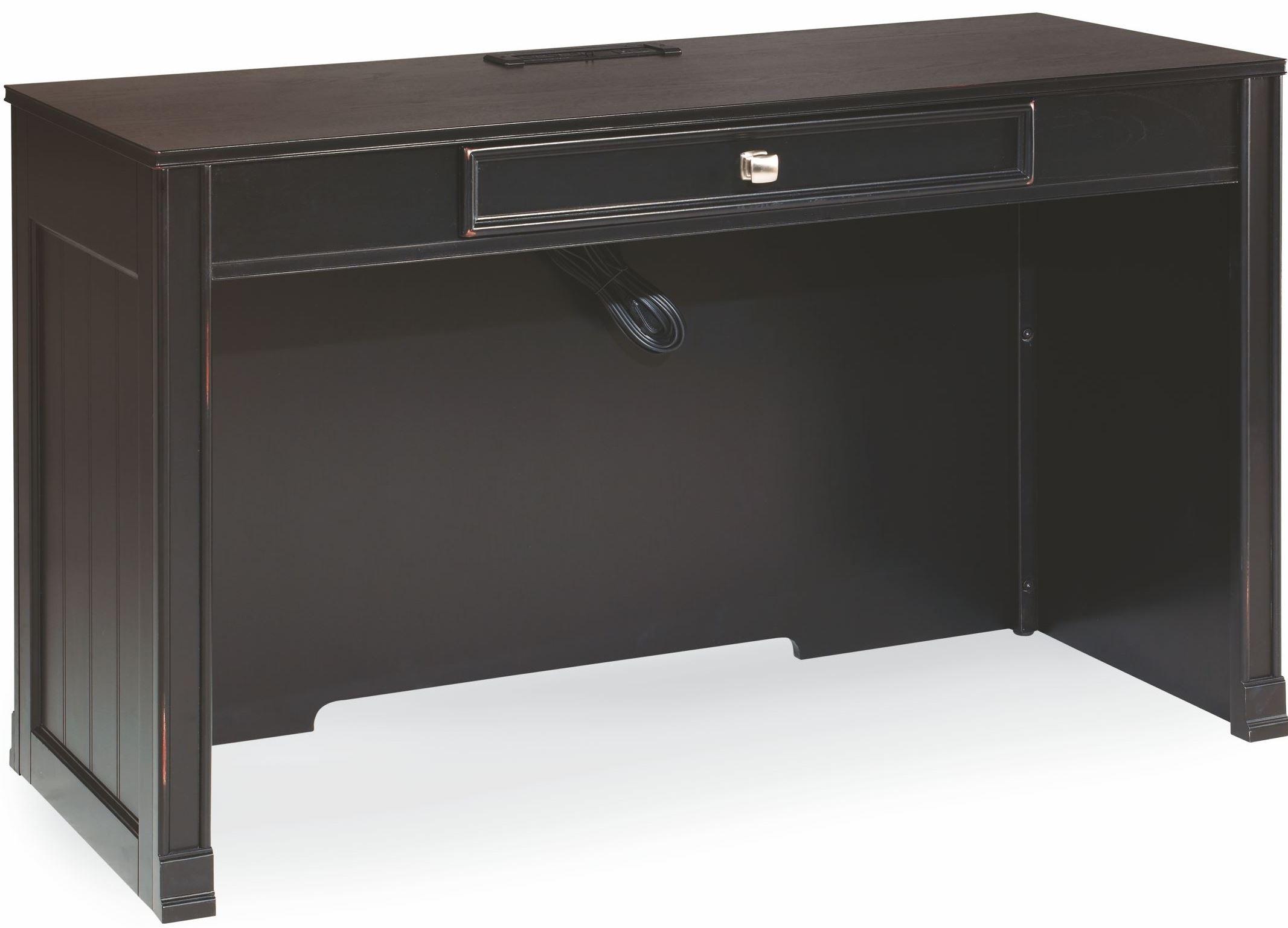 Camden Black Desk From American Drew 919 595 Coleman