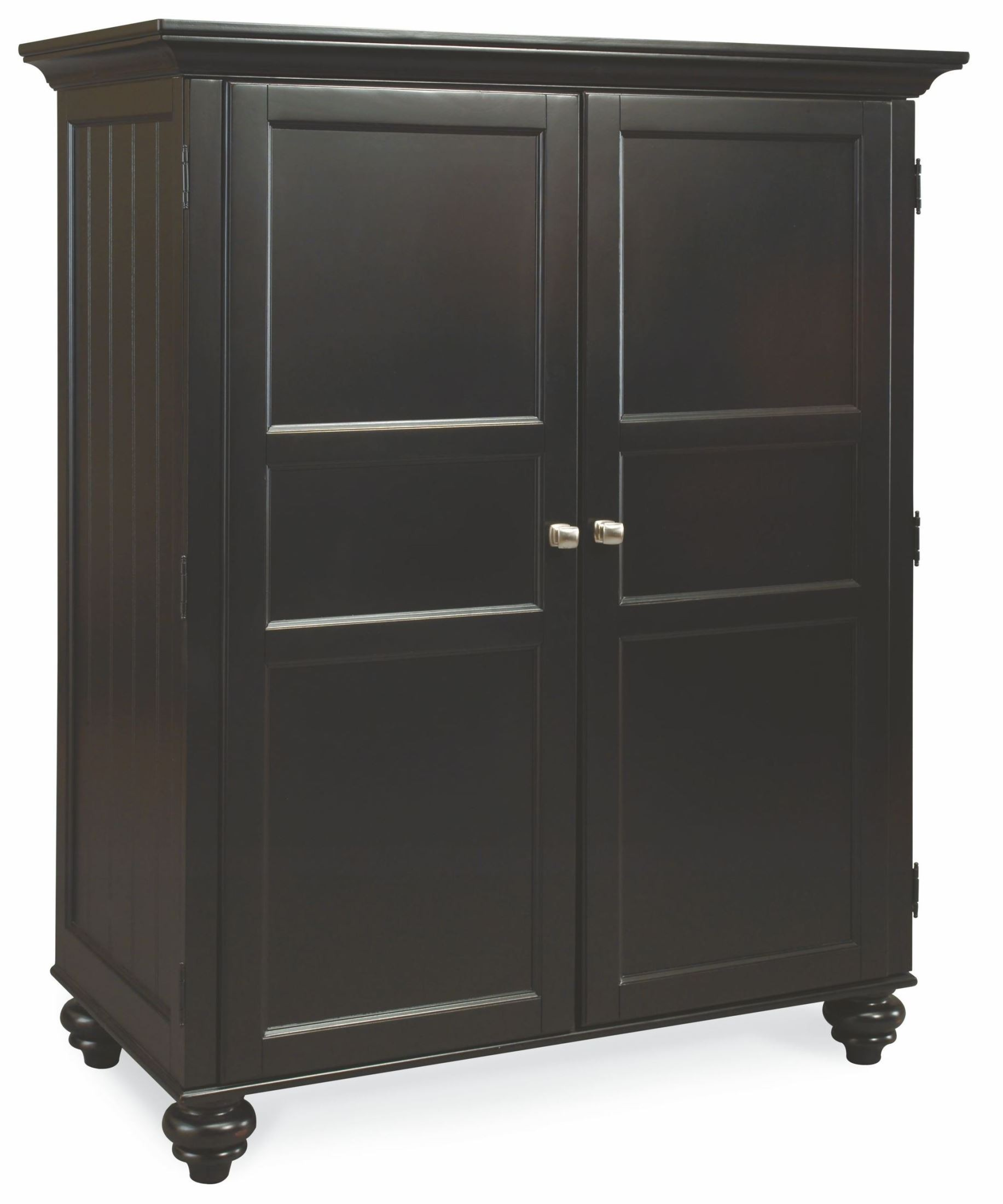 Camden Black Home Office Set From American Drew 919 595