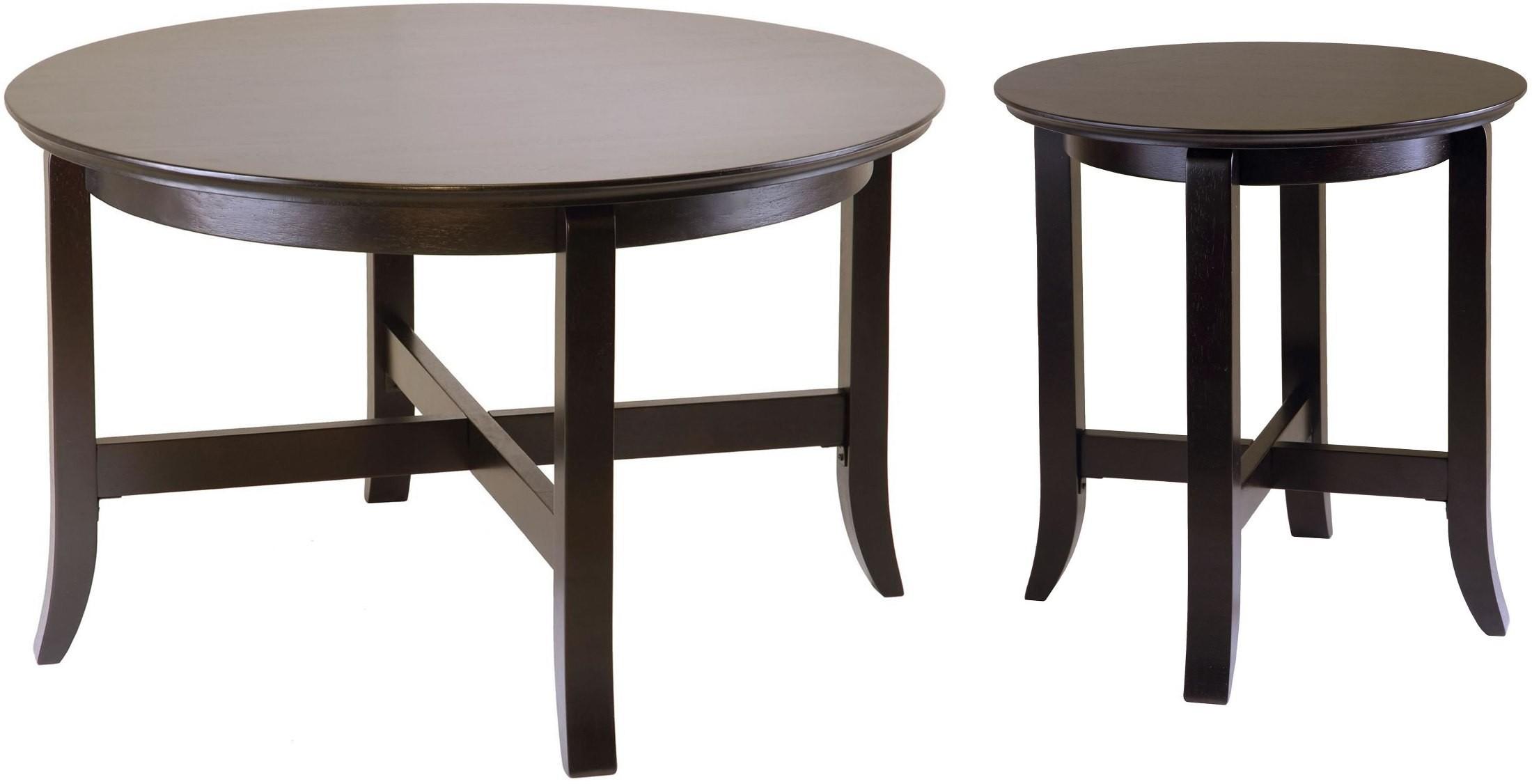 Toby Dark Espresso Coffee Table 92030 Winsome