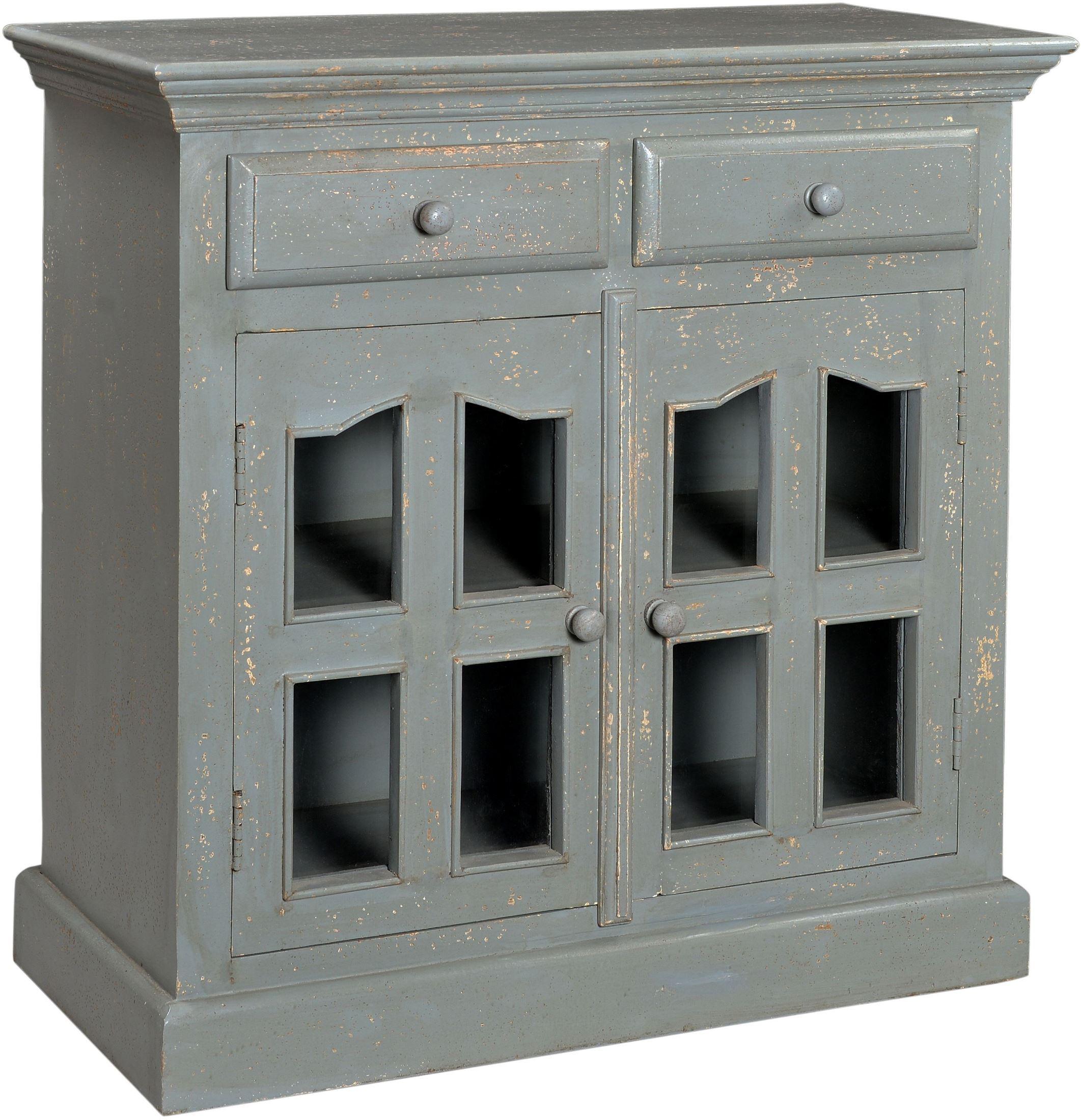 Distressed Kitchen Cabinet Doors: Hamptons Distressed Two Door Cabinet, 93420, Coast To Coast