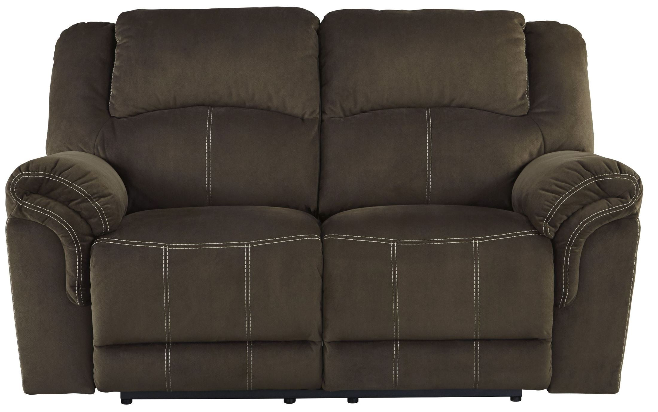 Quinnlyn Coffee Power Reclining Living Room Set From Ashley 9570187 Colem