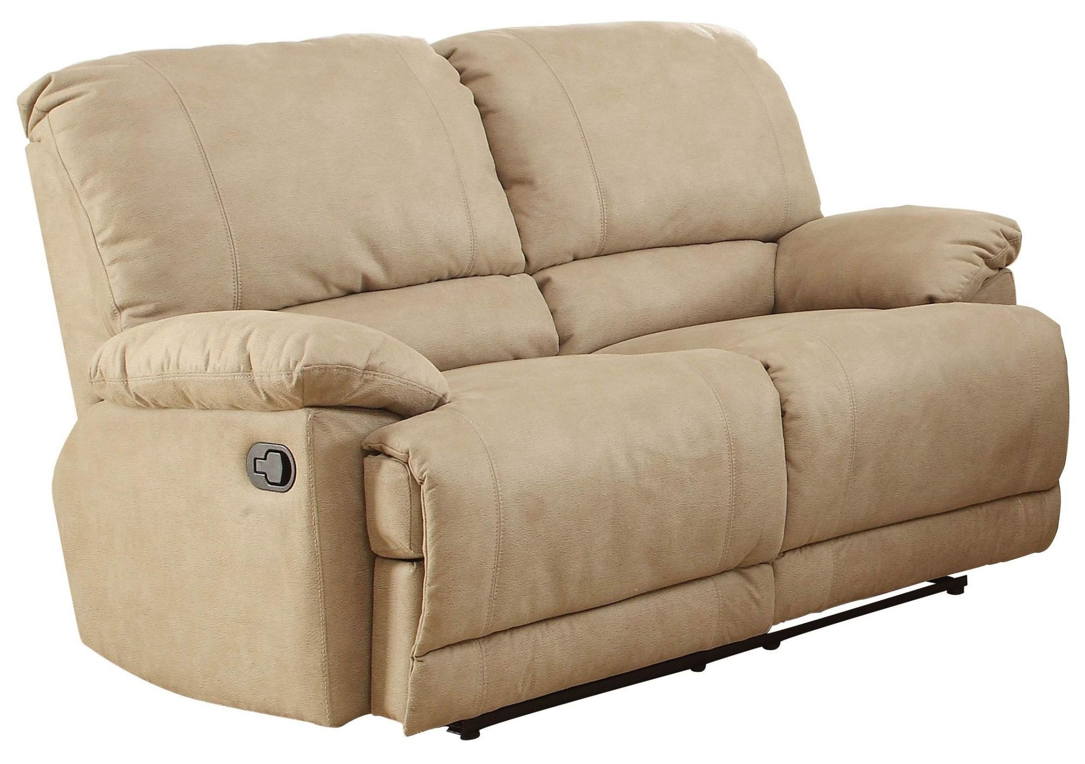 Elsie double reclining loveseat 9713nf 2 homelegance Reclining loveseat sale