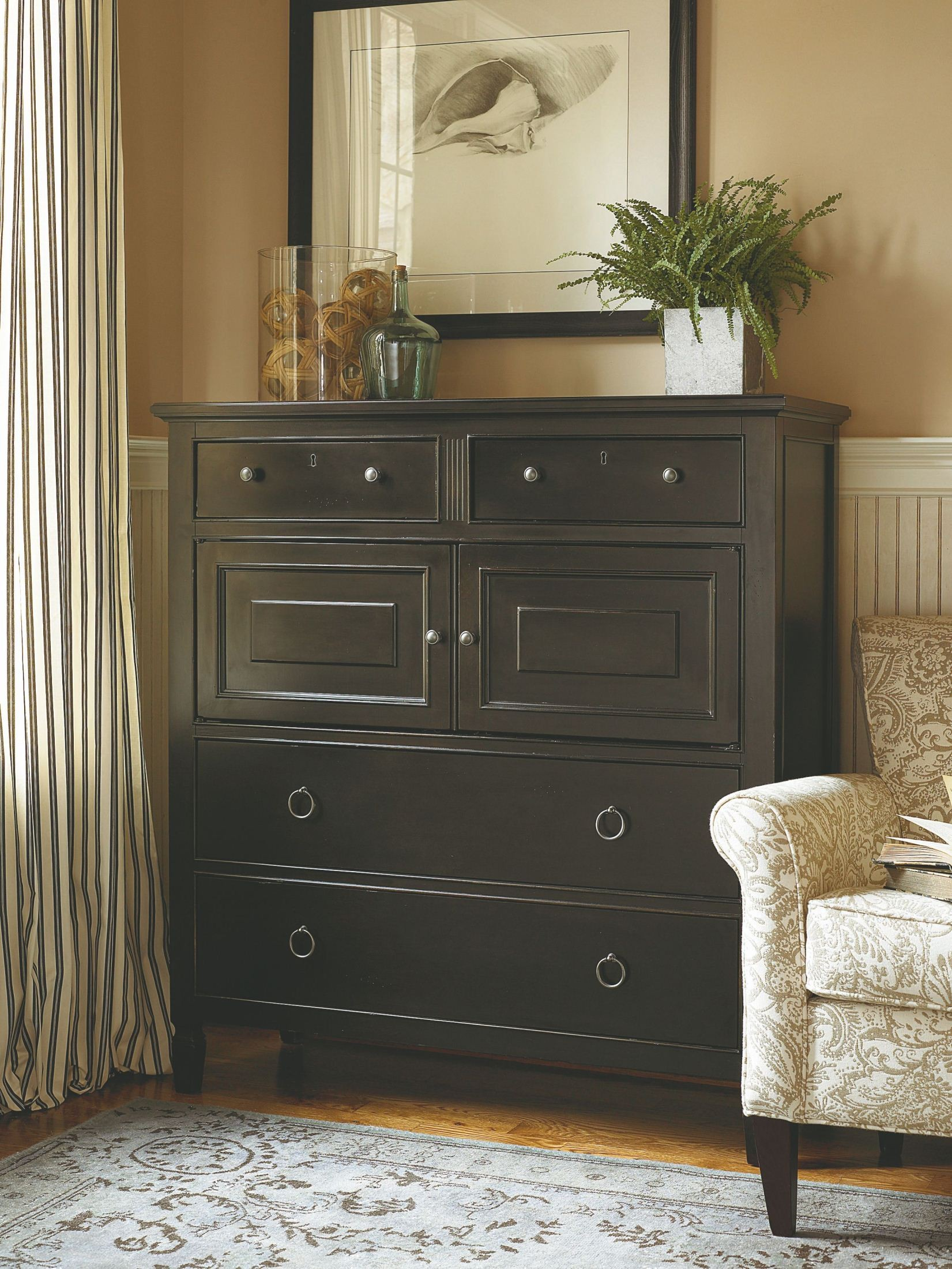 Summer Hill Brown Panel Bedroom Set From Universal 988250b Coleman Furniture